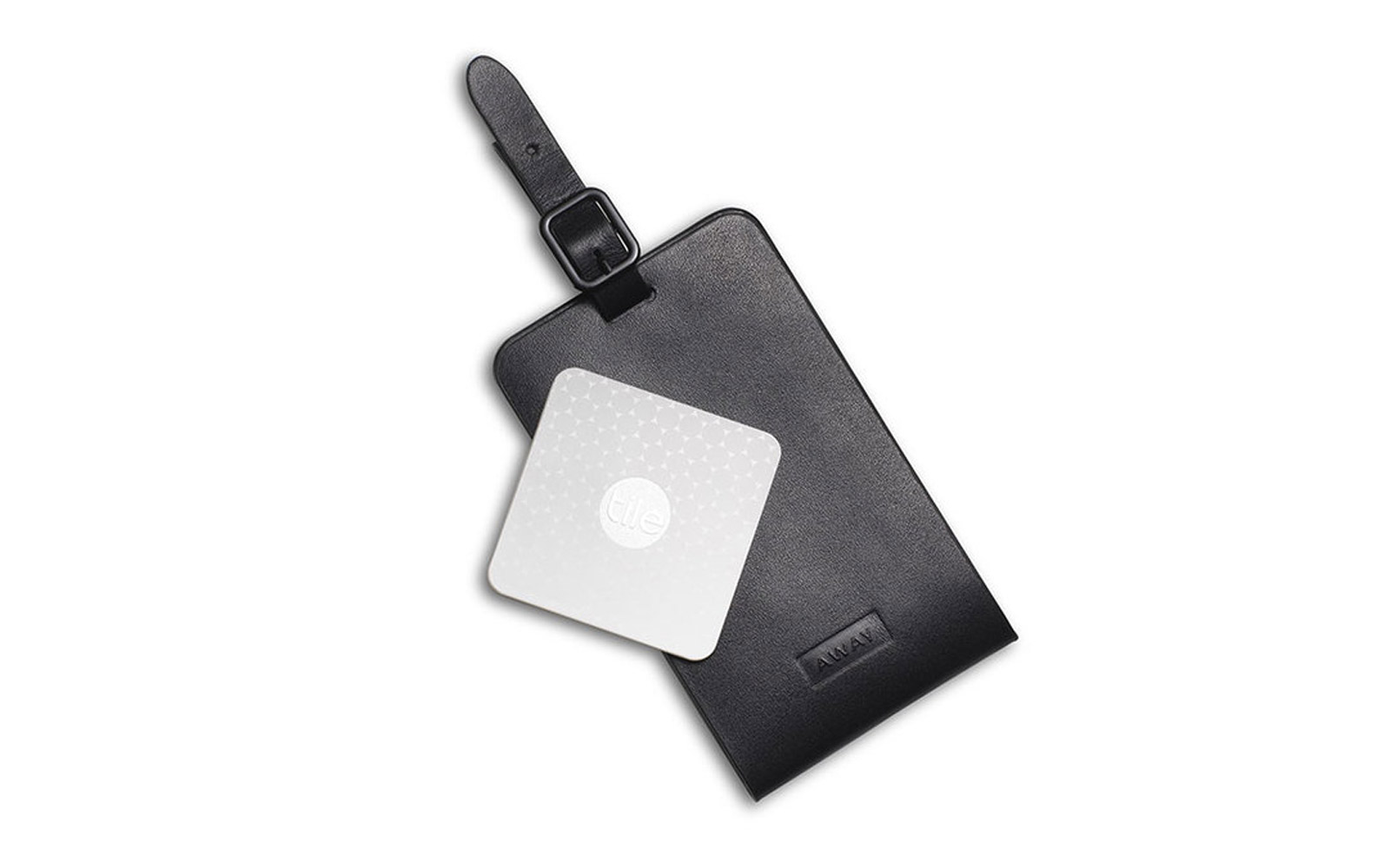 away tile luggage tag