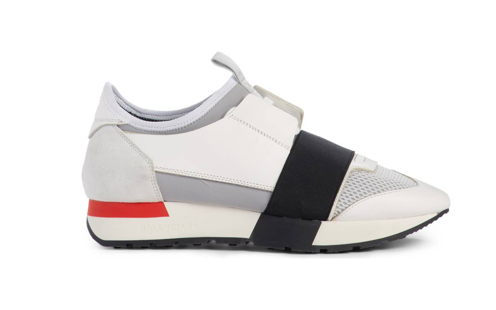 Balenciaga Mixed Media Trainer Sneaker