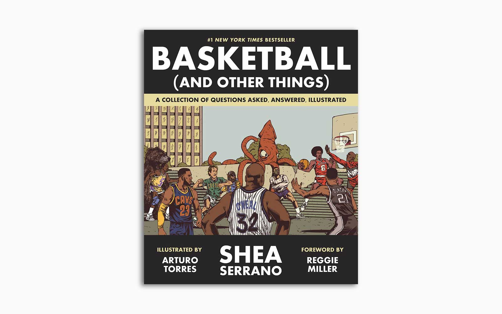 Basketball and Other Things, Shea Serrano