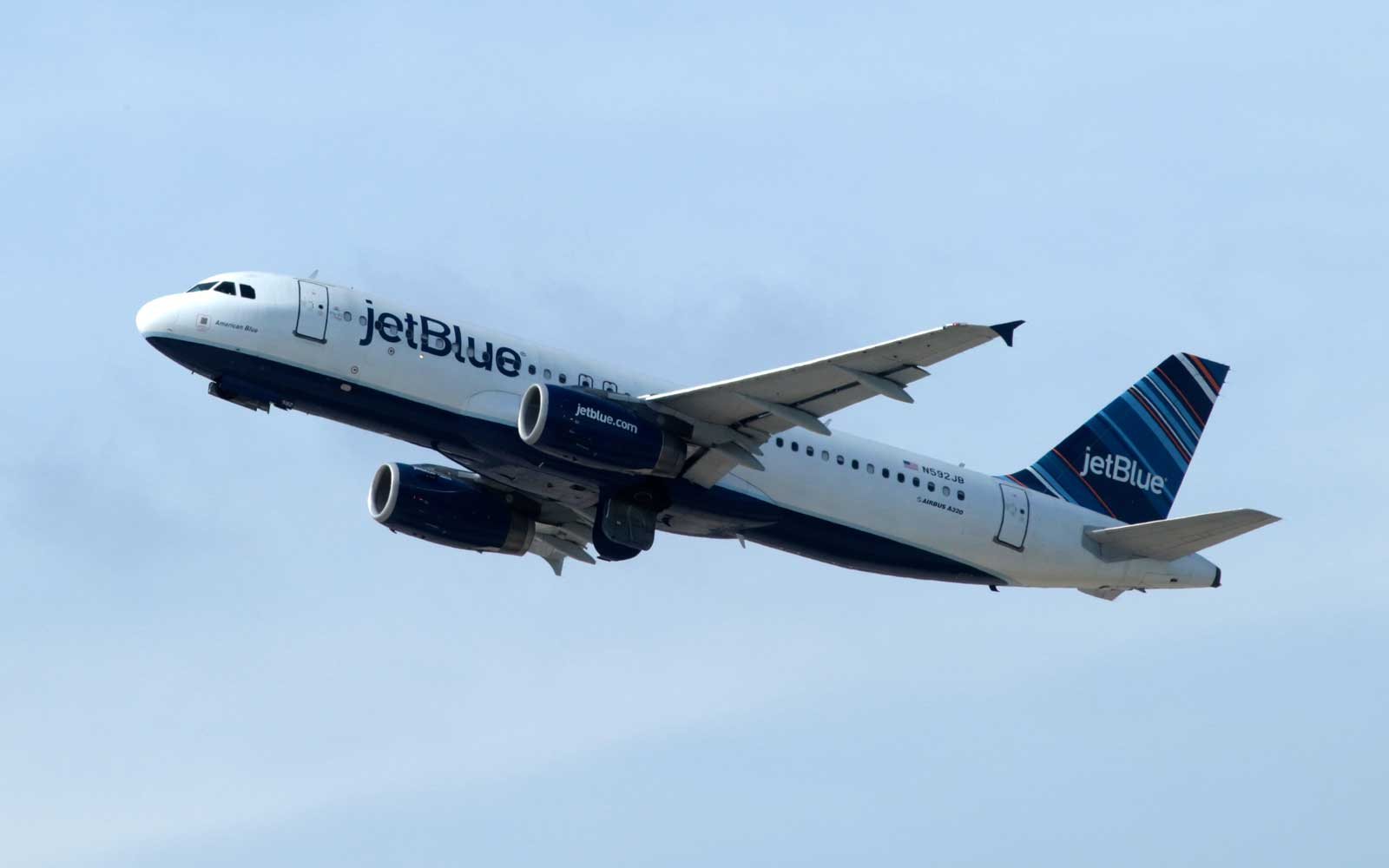 JetBlue Airways Plane