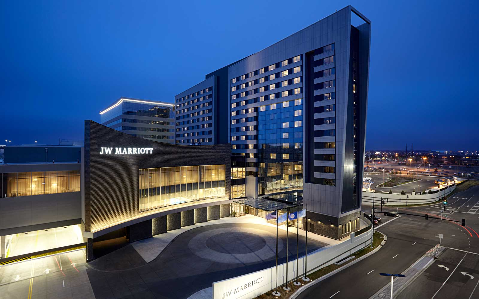 JW Marriott Marquis at the Mall of America