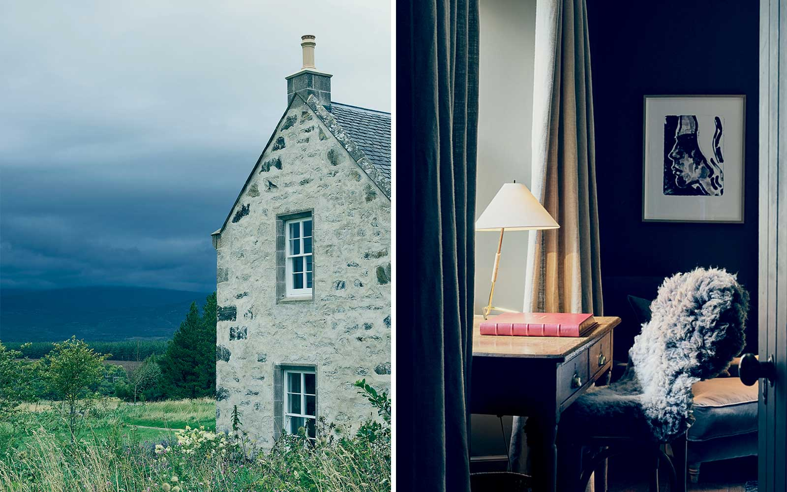 Luxury hotels in Scotland