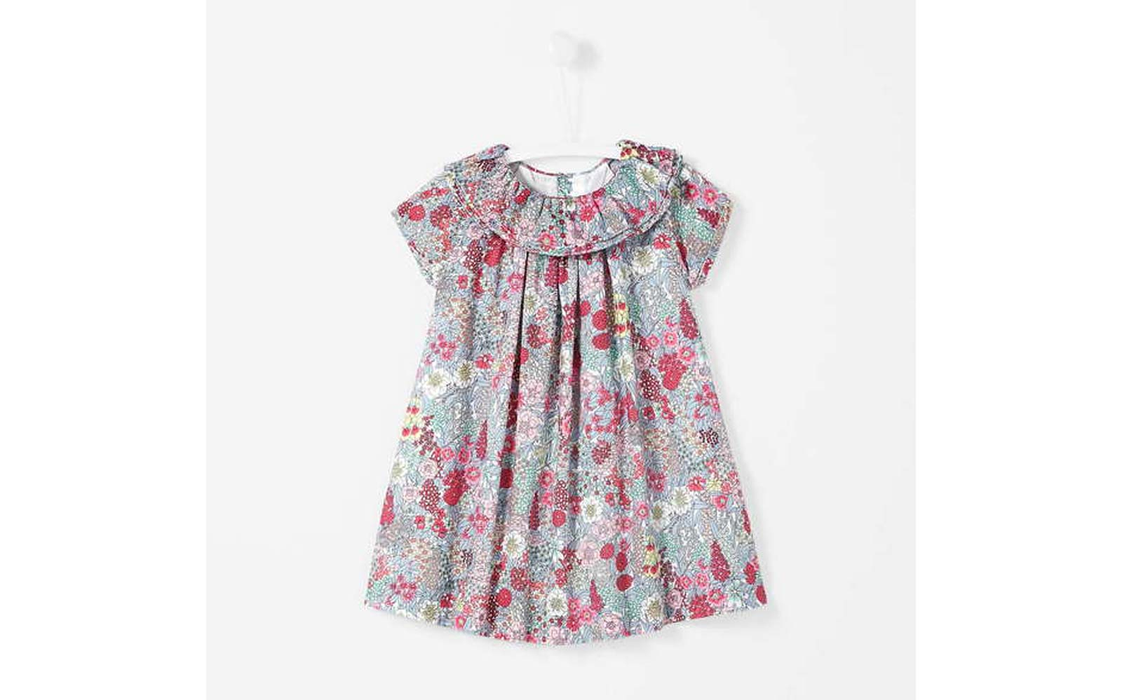 Princess Charlotte-inspired Liberty Dress