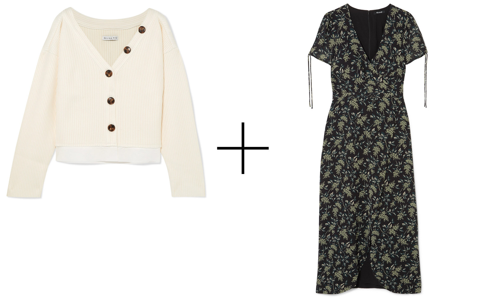 Sweater and Dress Pairings