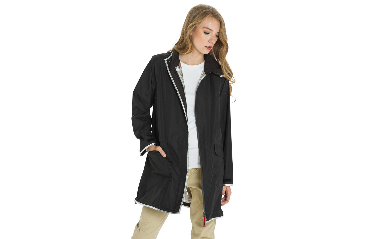 13-One Water-resistant Trench