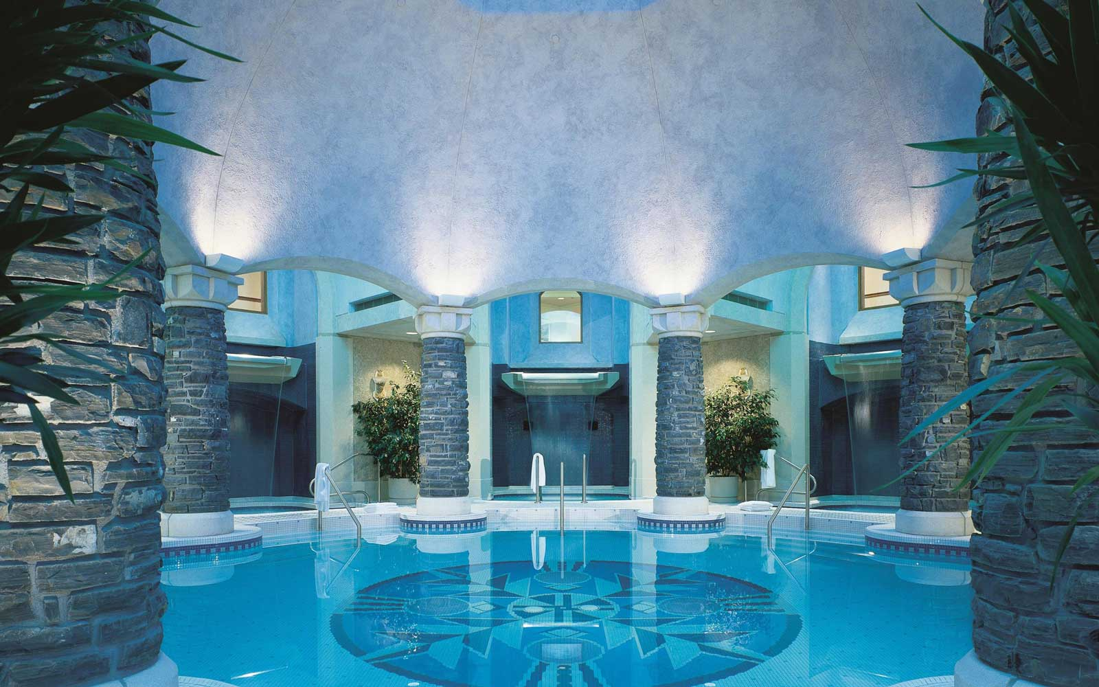 The Willow Steam Spa at Fairmont Banff Springs: Banff, Canada