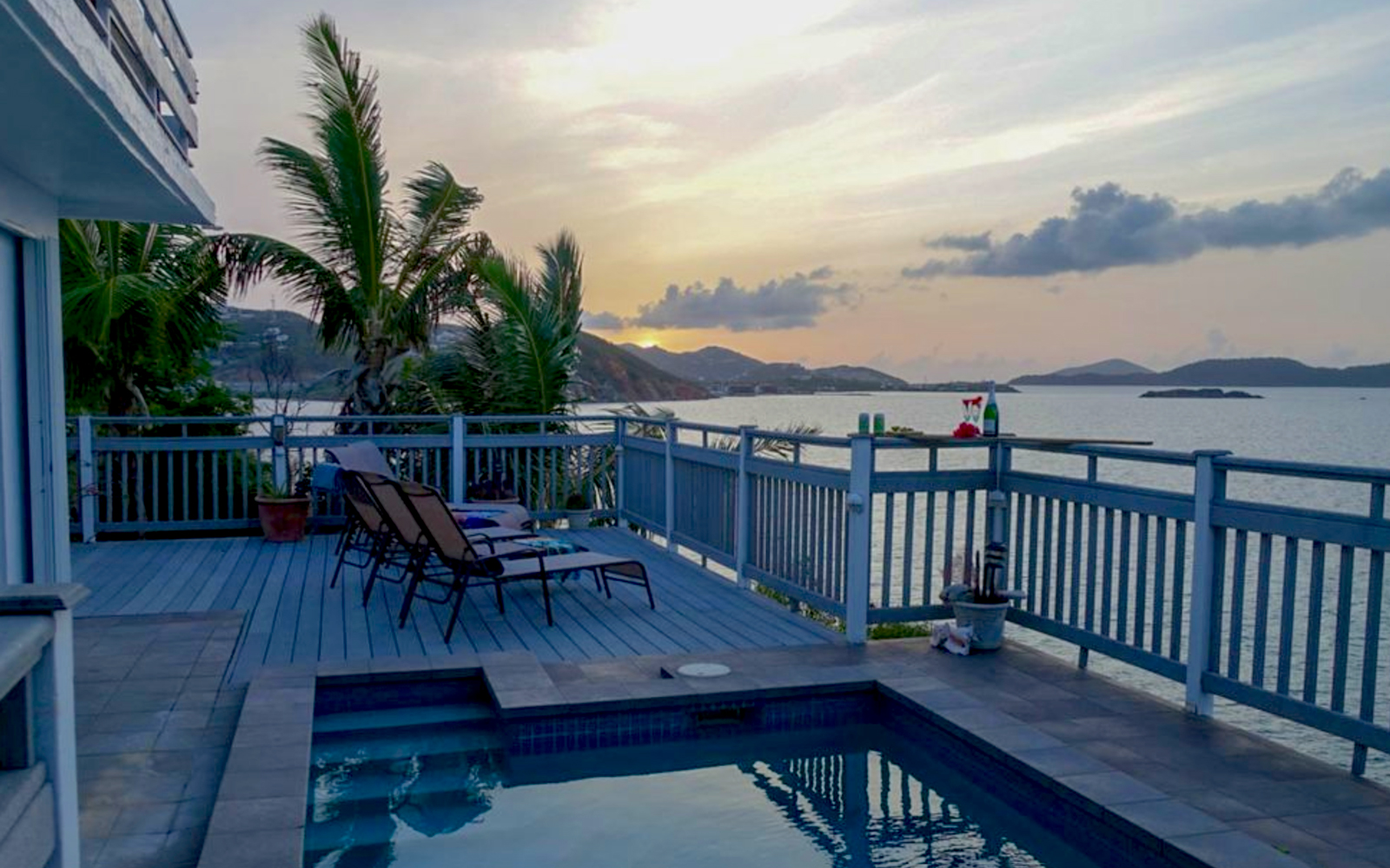 Casa Azure luxury villa rental in St Thomas, available from ThirdHome