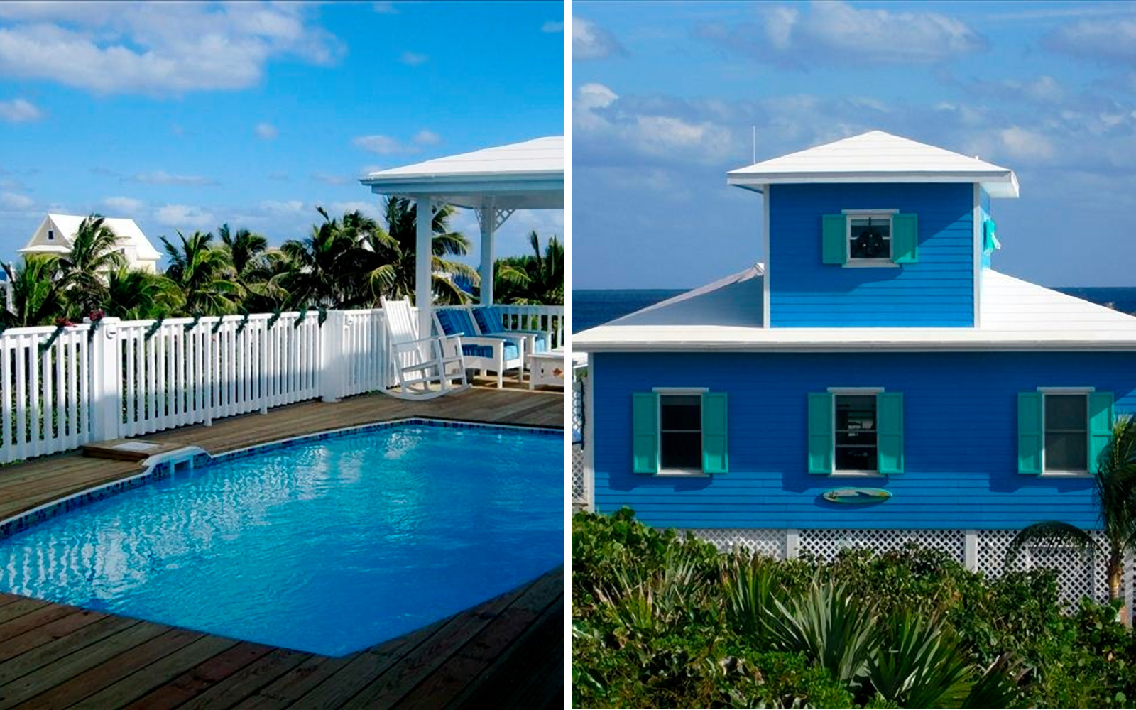 Catch a Wave luxury villa rental in the Bahamas, available from ThirdHome