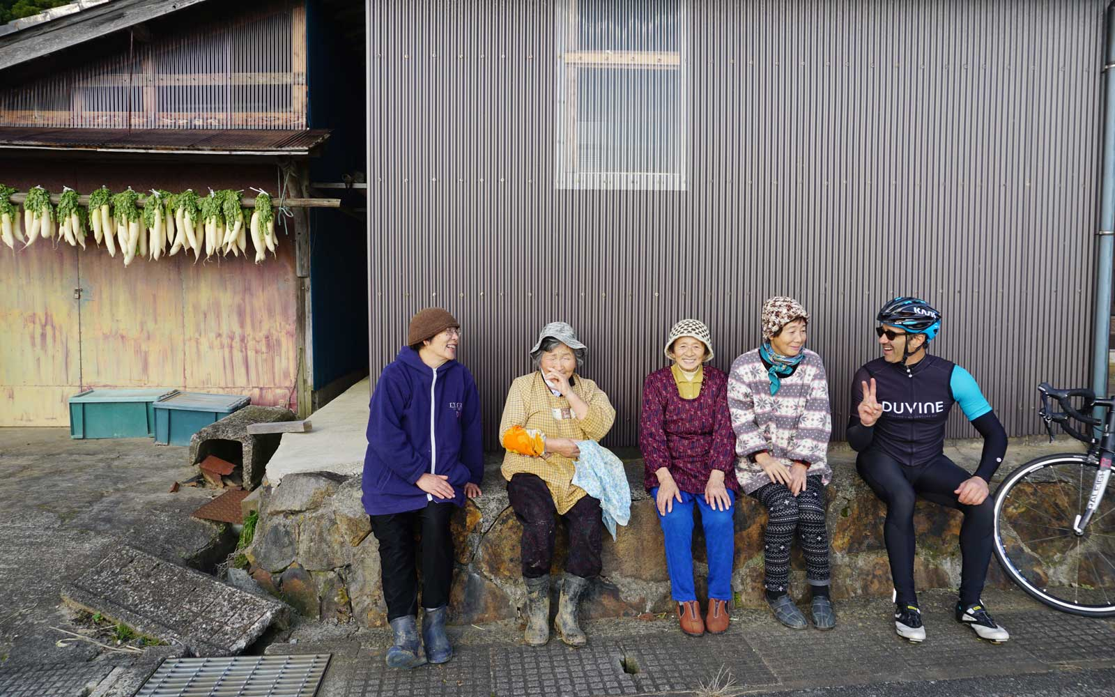 Cycling trips in Japan with DuVine Tours