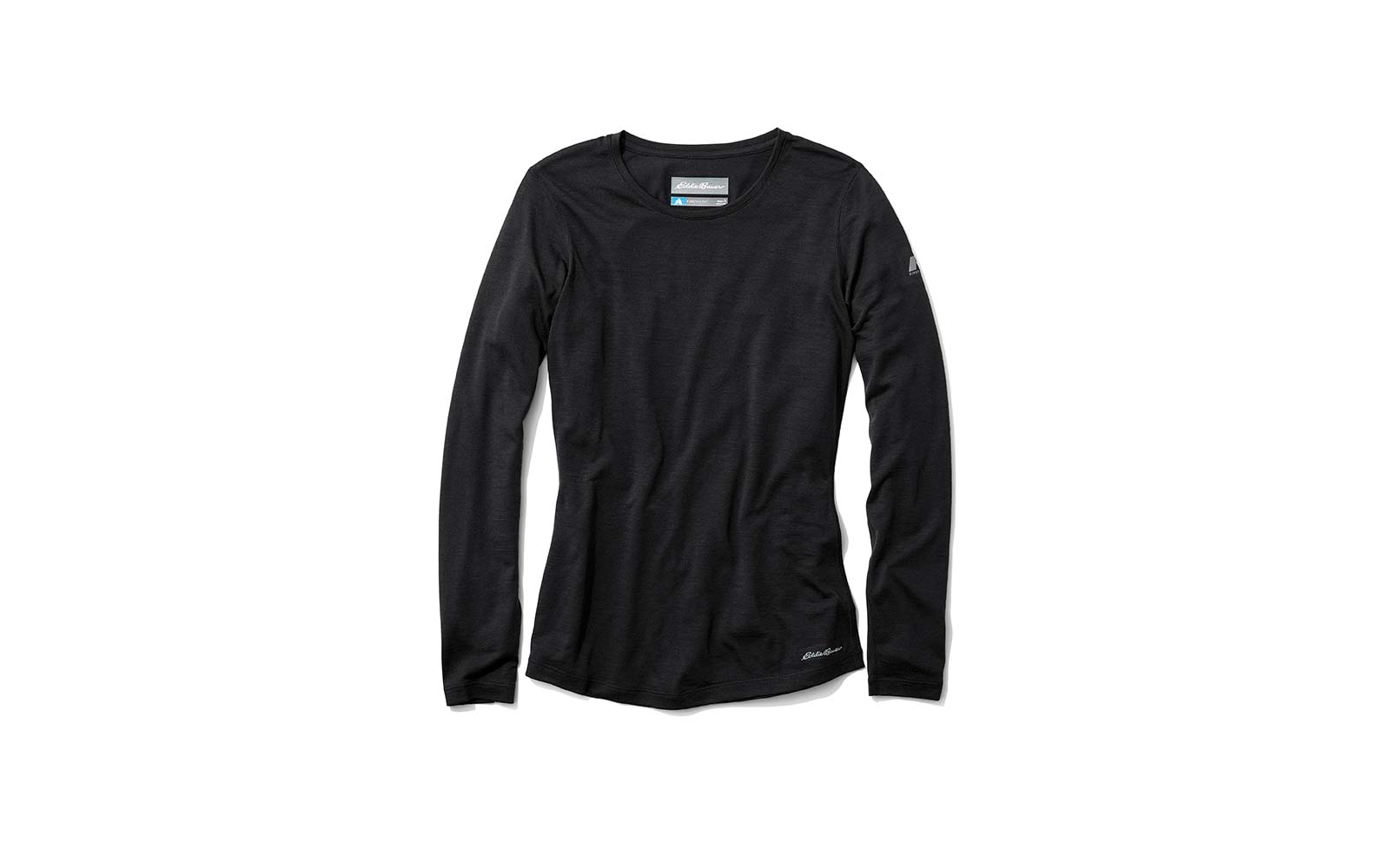 Eddie Bauer Lightweight Freedry Long Sleeve Crew
