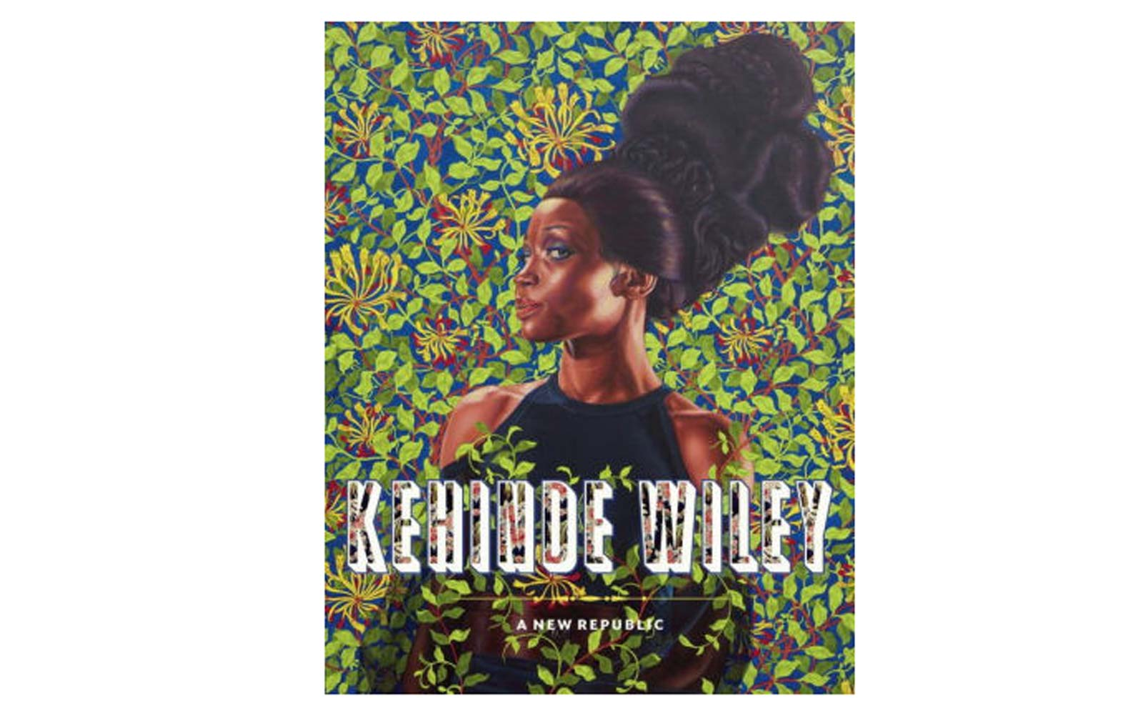 'Kehinde Wiley: A New Republic' Coffee Table Book