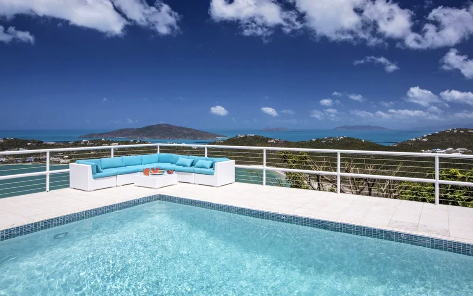 Luxury villa rental in St Thomas, available from ThirdHome