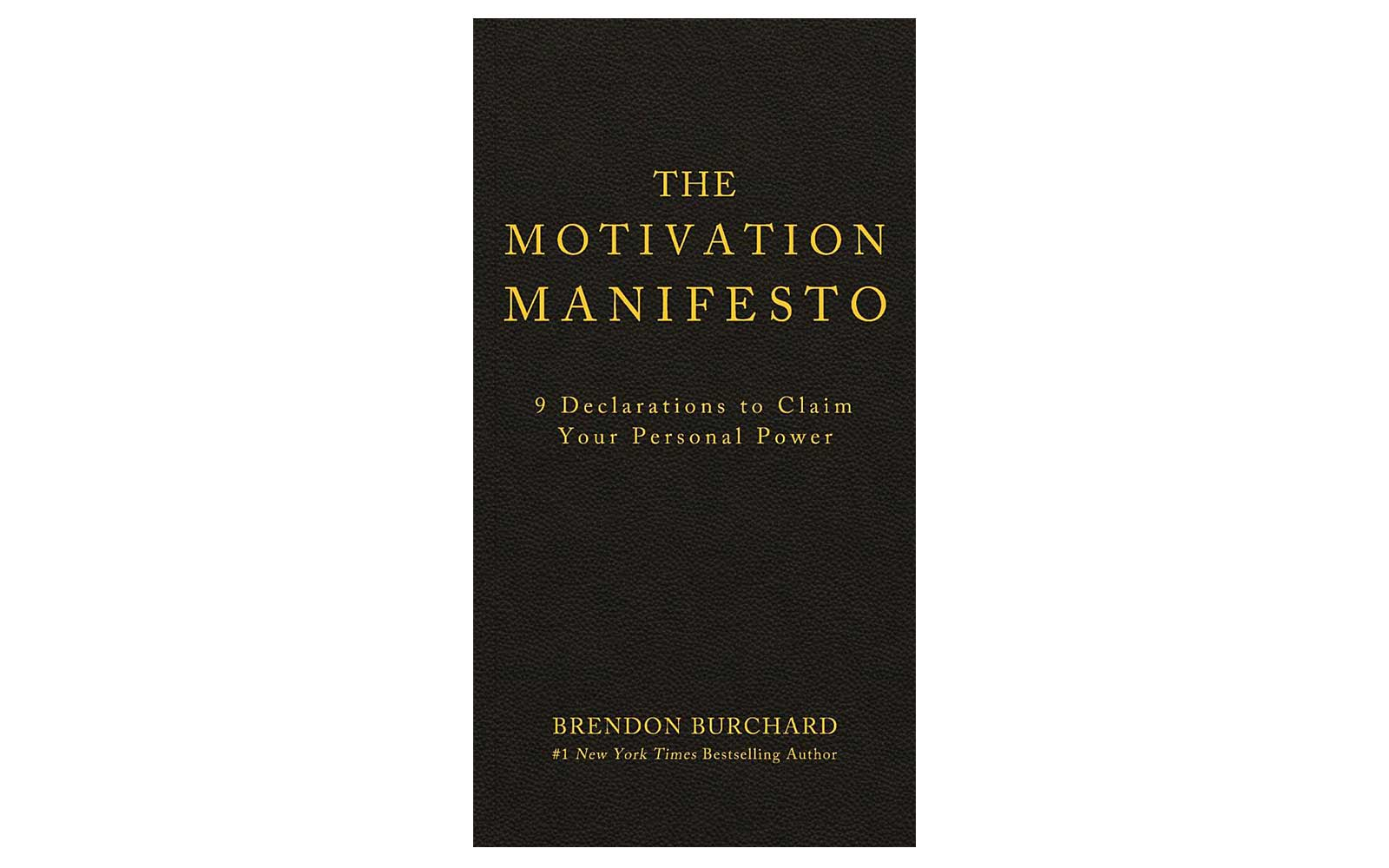 Motivation Manifesto book
