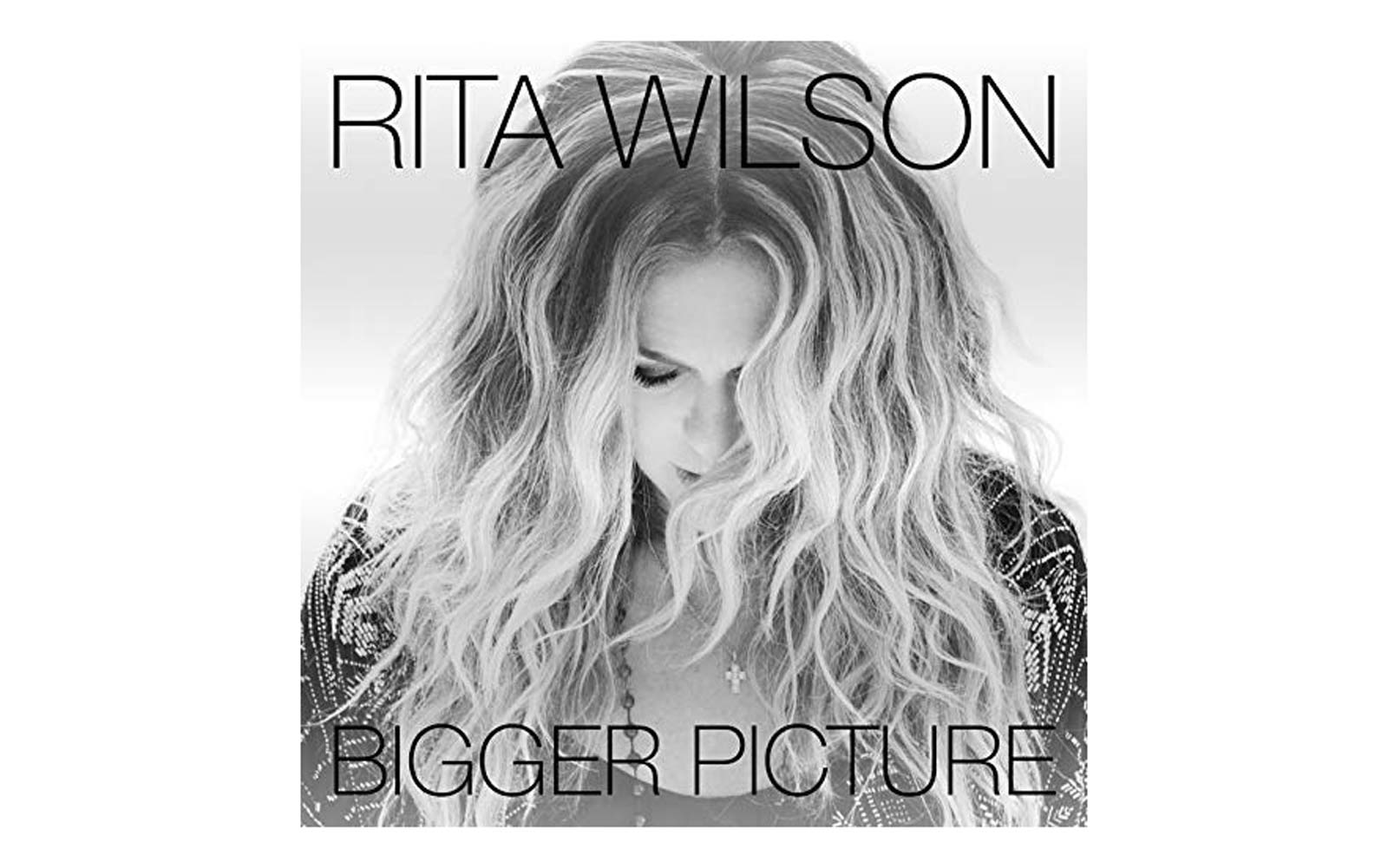 'Bigger Picture' by Rita Wilson