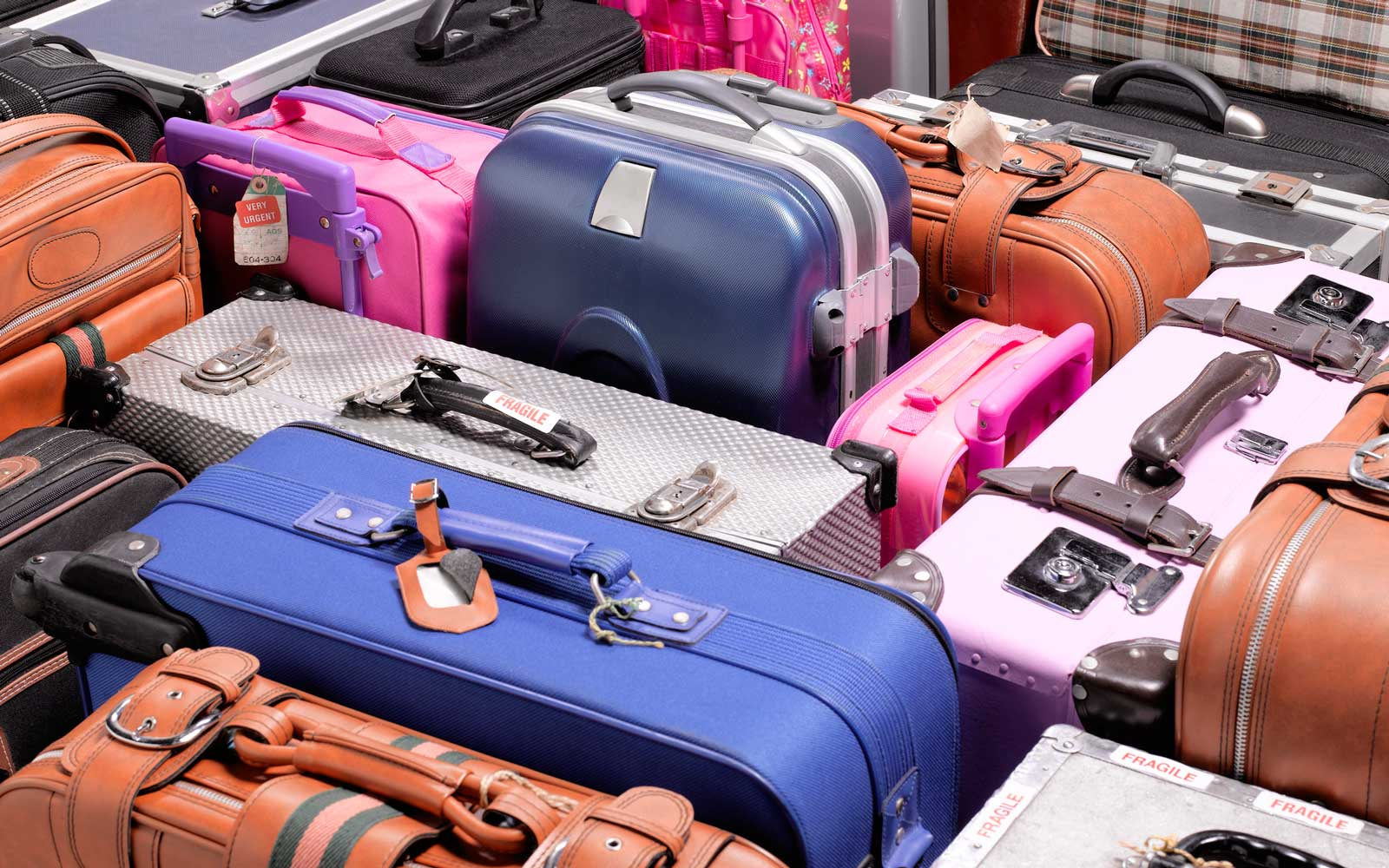 Miss Universe Thailand's 17 Suitcases