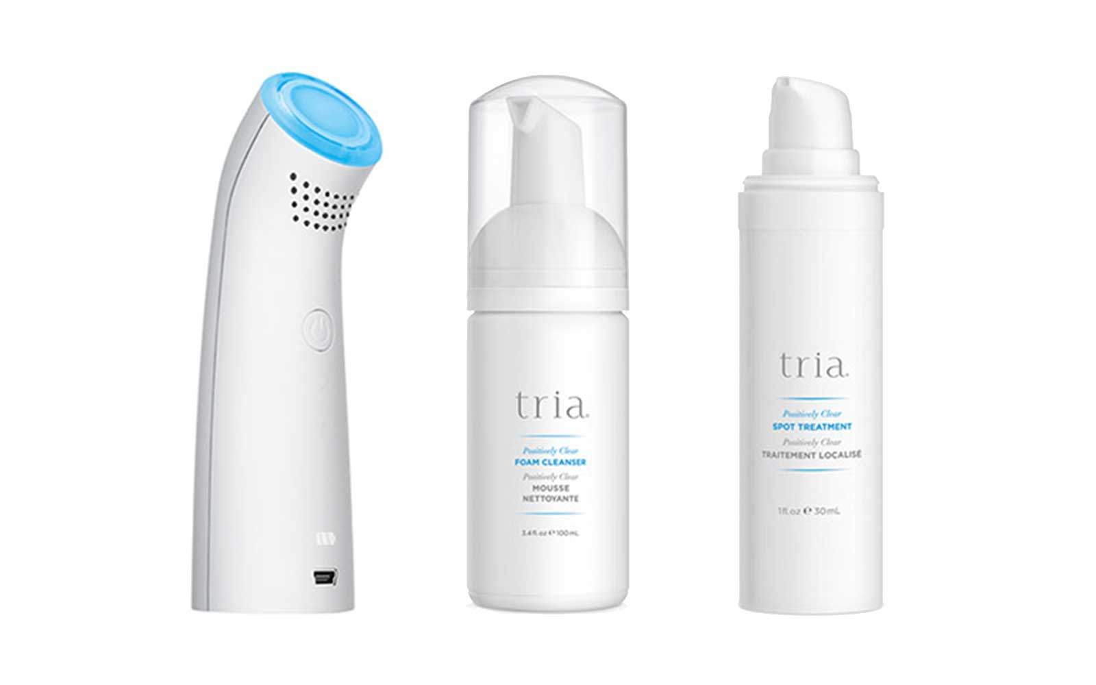 Tria Beauty Positively Clear System