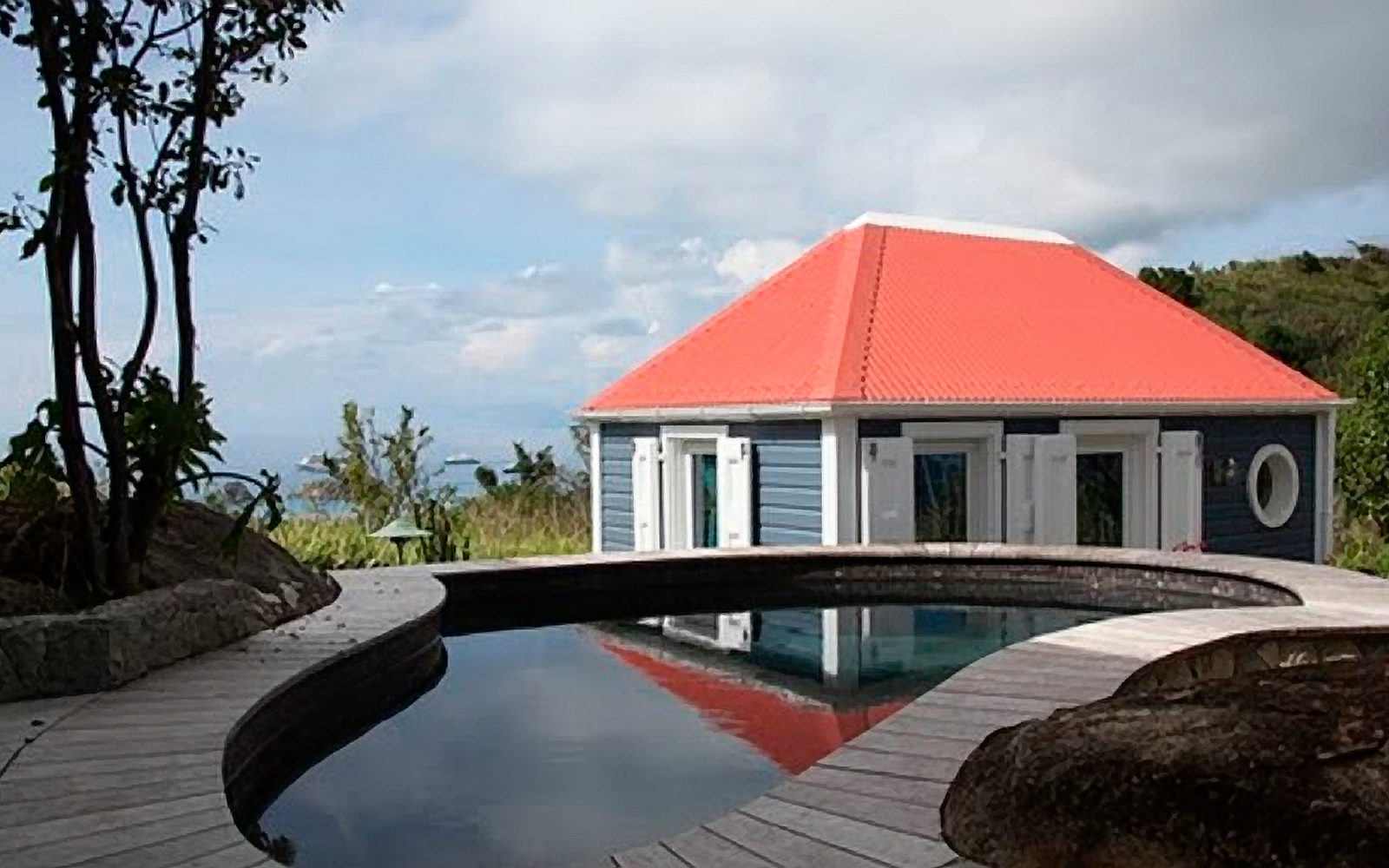 Villa Chloe luxury villa rental in St Barth, available from ThirdHome
