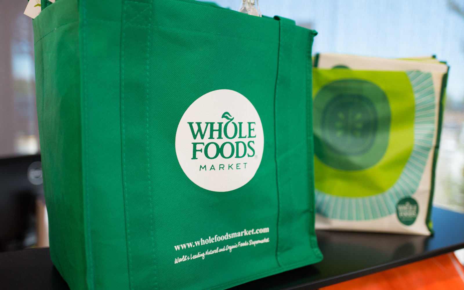 Whole Foods bag