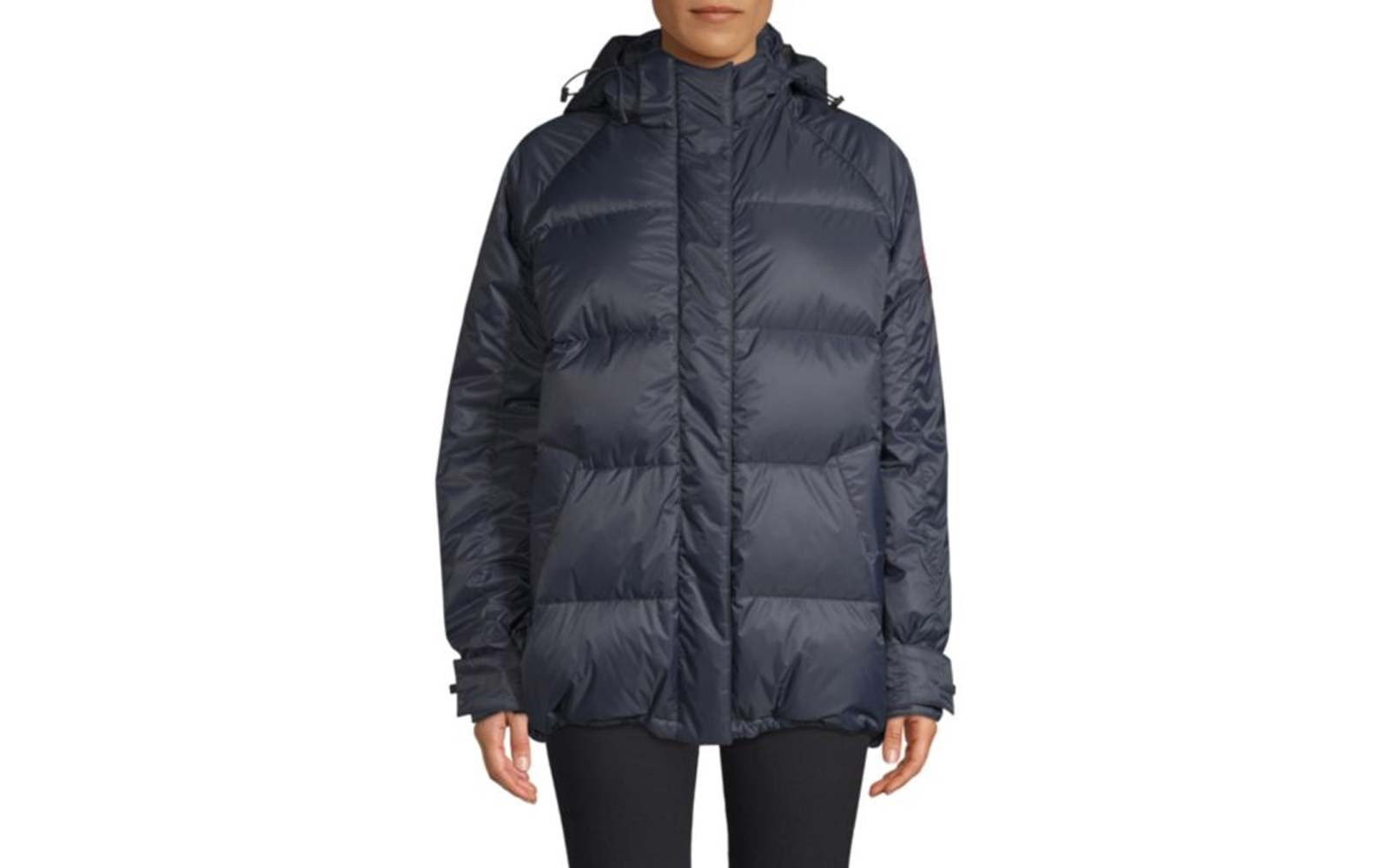 Canada Goose's Approach Jacket in Admiral Blue