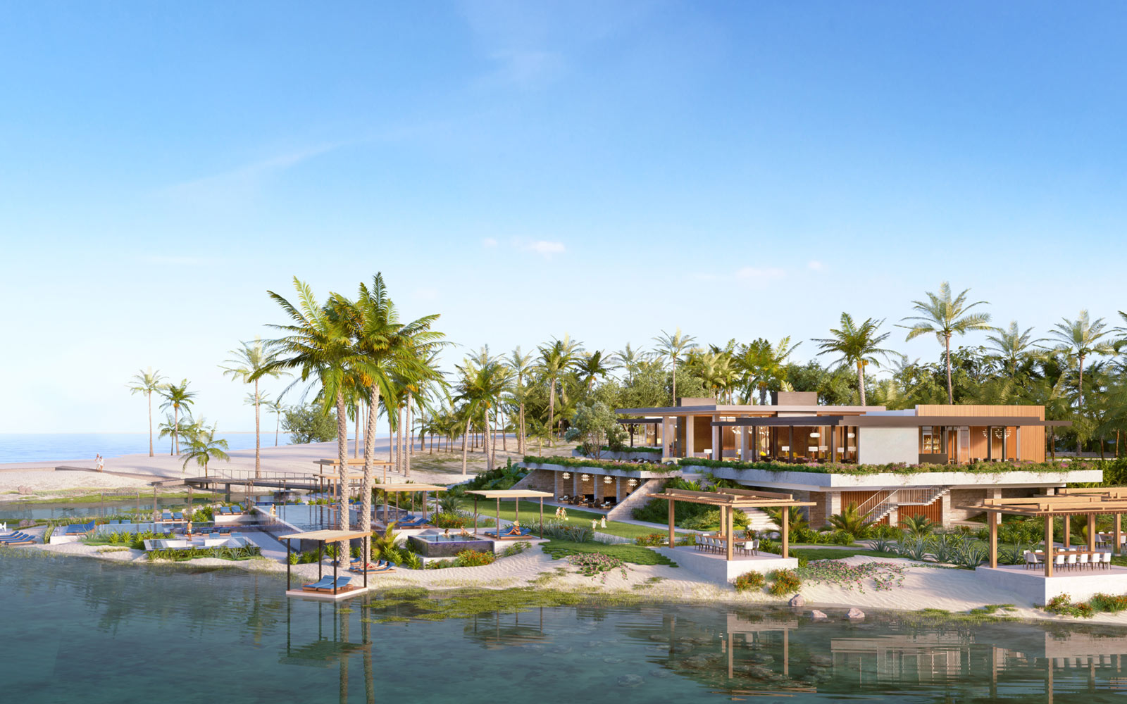 Four Seasons Resort and Private Residences Los Cabos at Costa Palmas