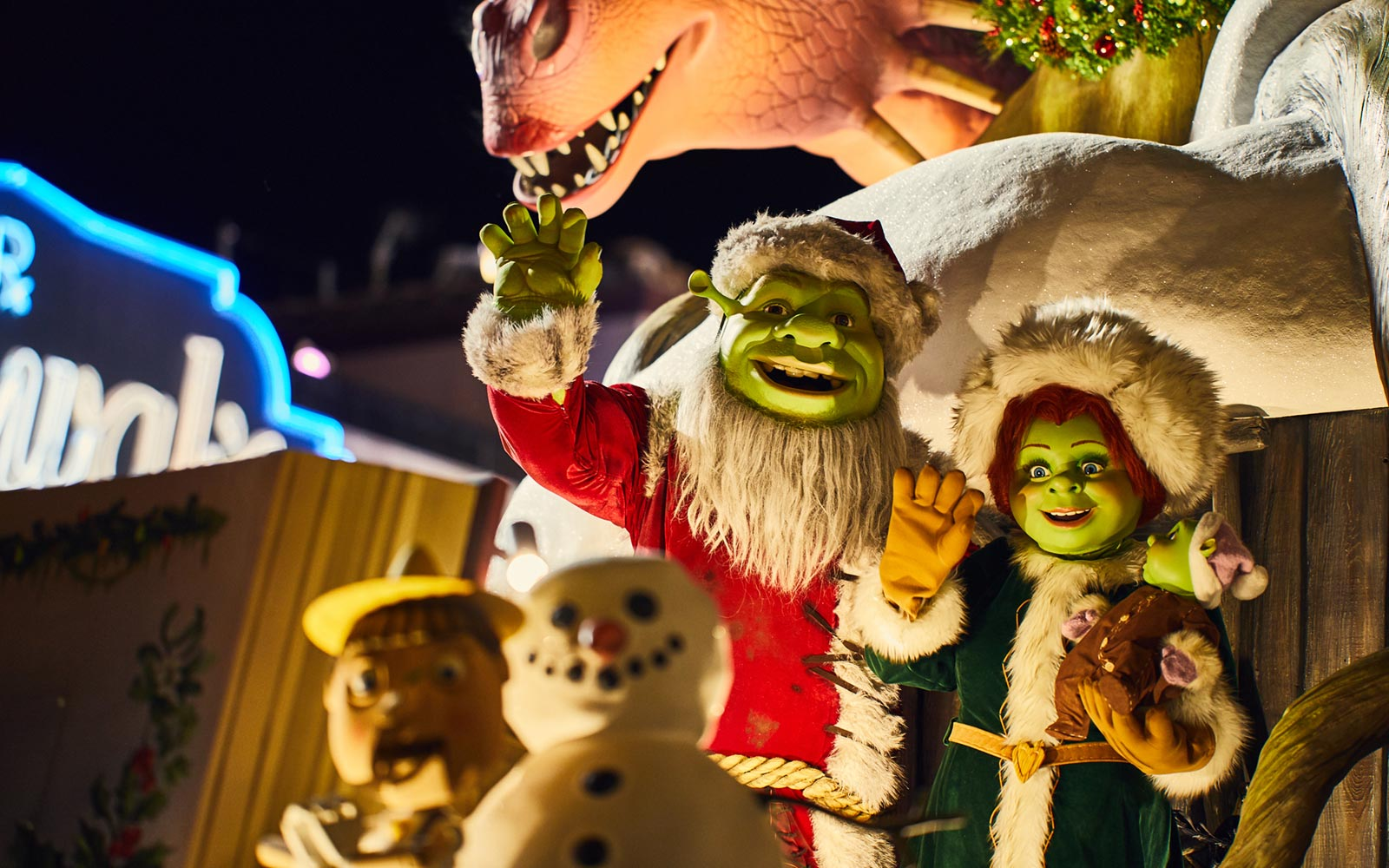 Universal Orlando Resort Holiday Parade