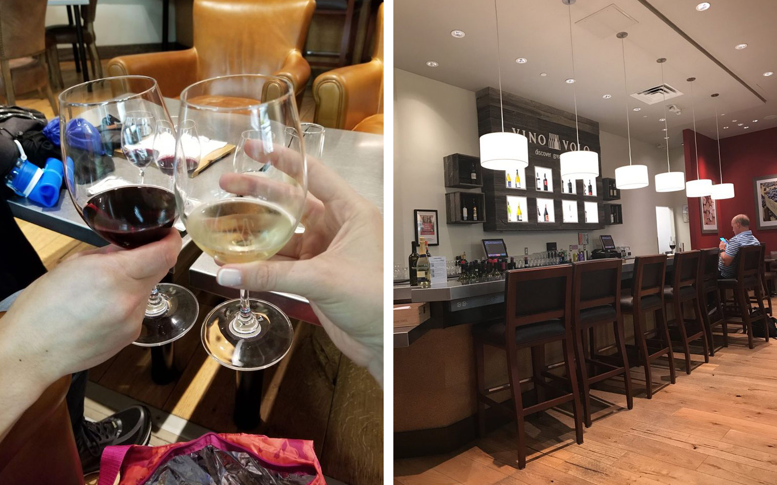 Vino Volo, Newark Liberty International Airport, Newark