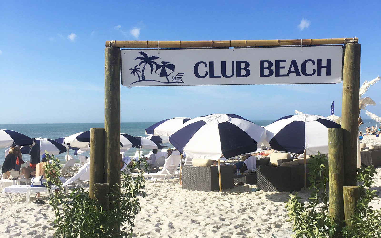 Beach Club, Ritz-Carlton Naples