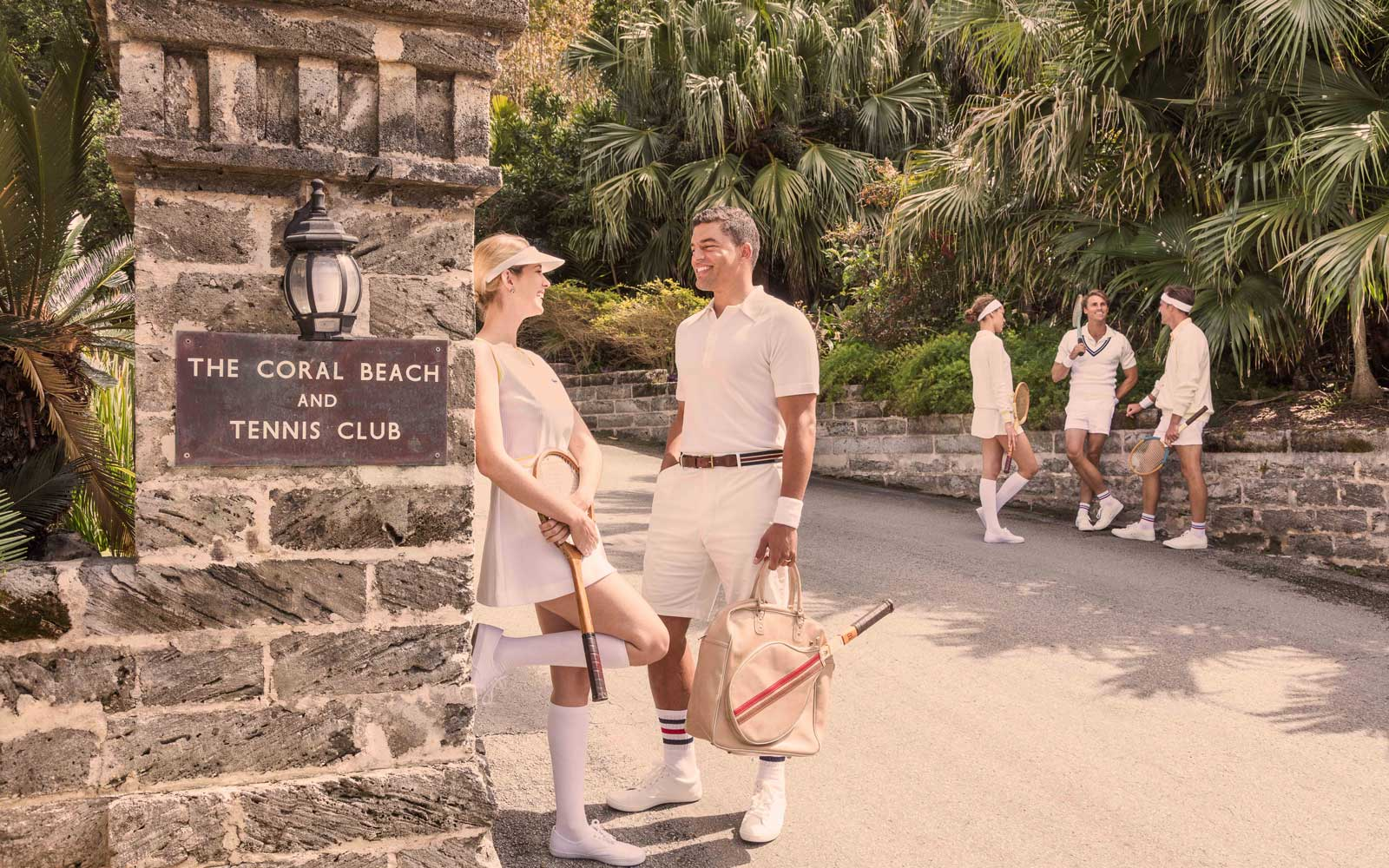 Bermuda is home to a variety of historic private members' clubs.