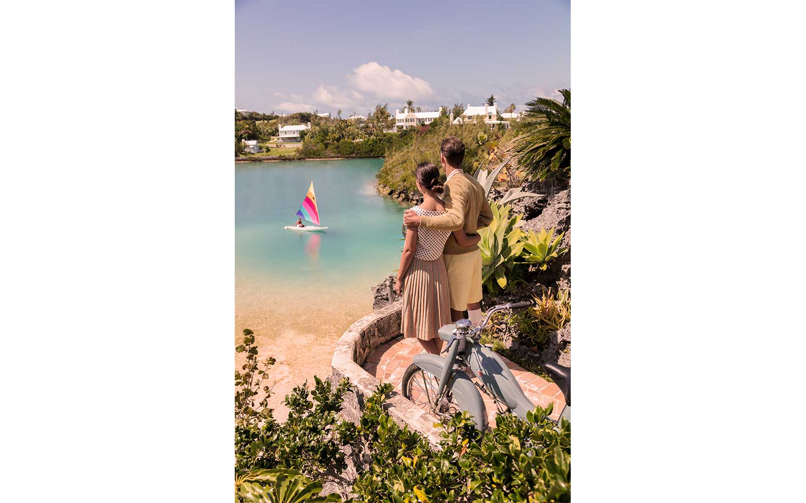 Magnificent views can be found throughout Bermuda.