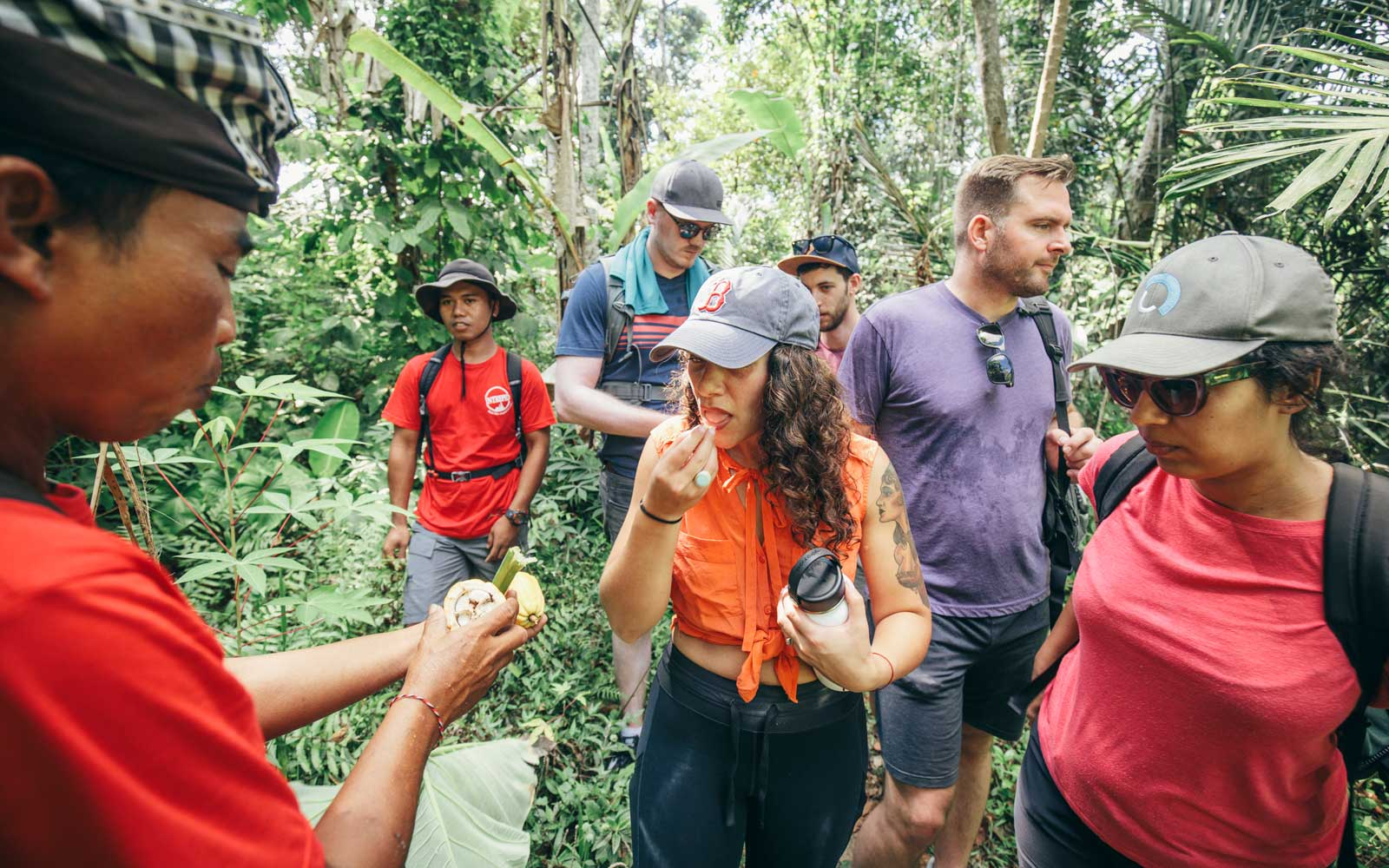 Bali with Intrepid Travel