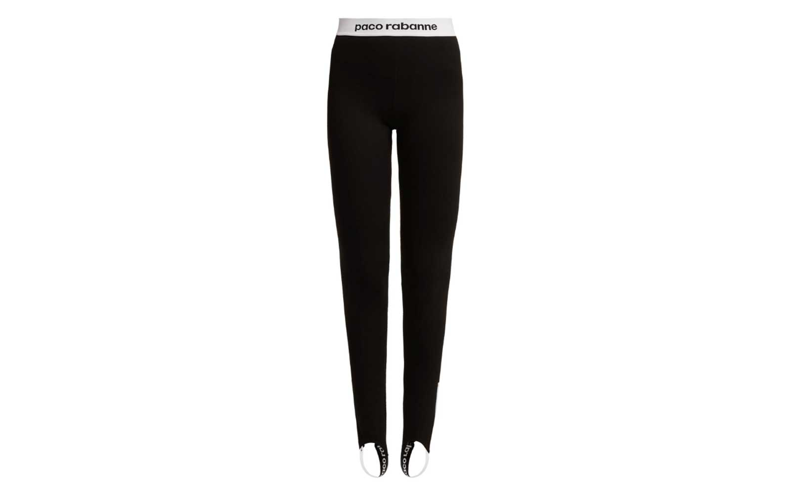 cute leggings paco rabanne