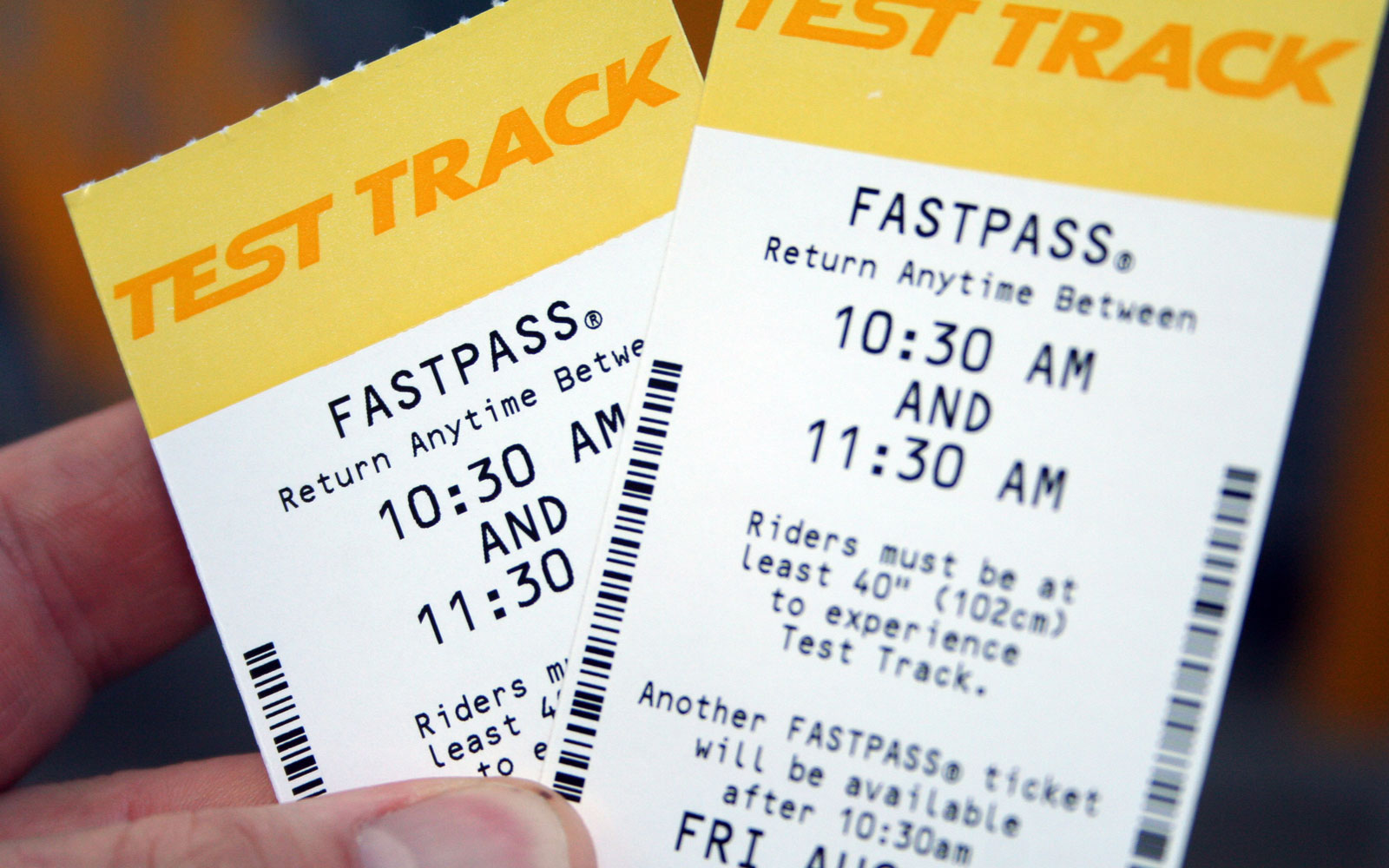 How to Use a FastPass+
