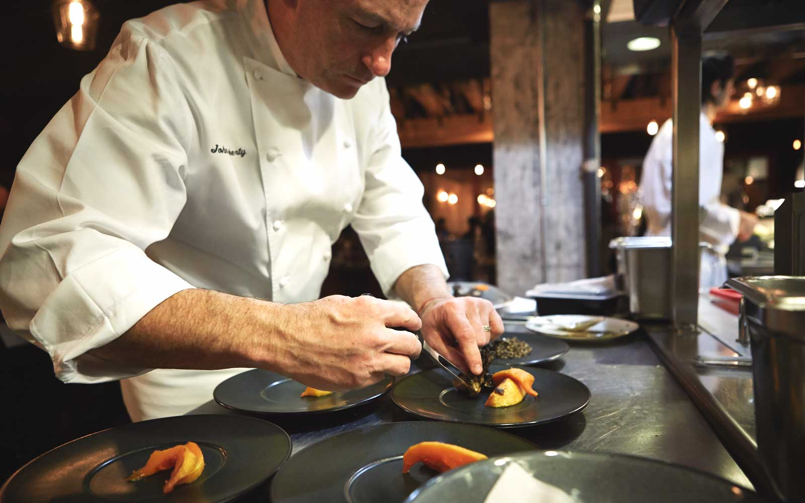 Blackbarn Restaurant, New York City, Chef John Doherty
