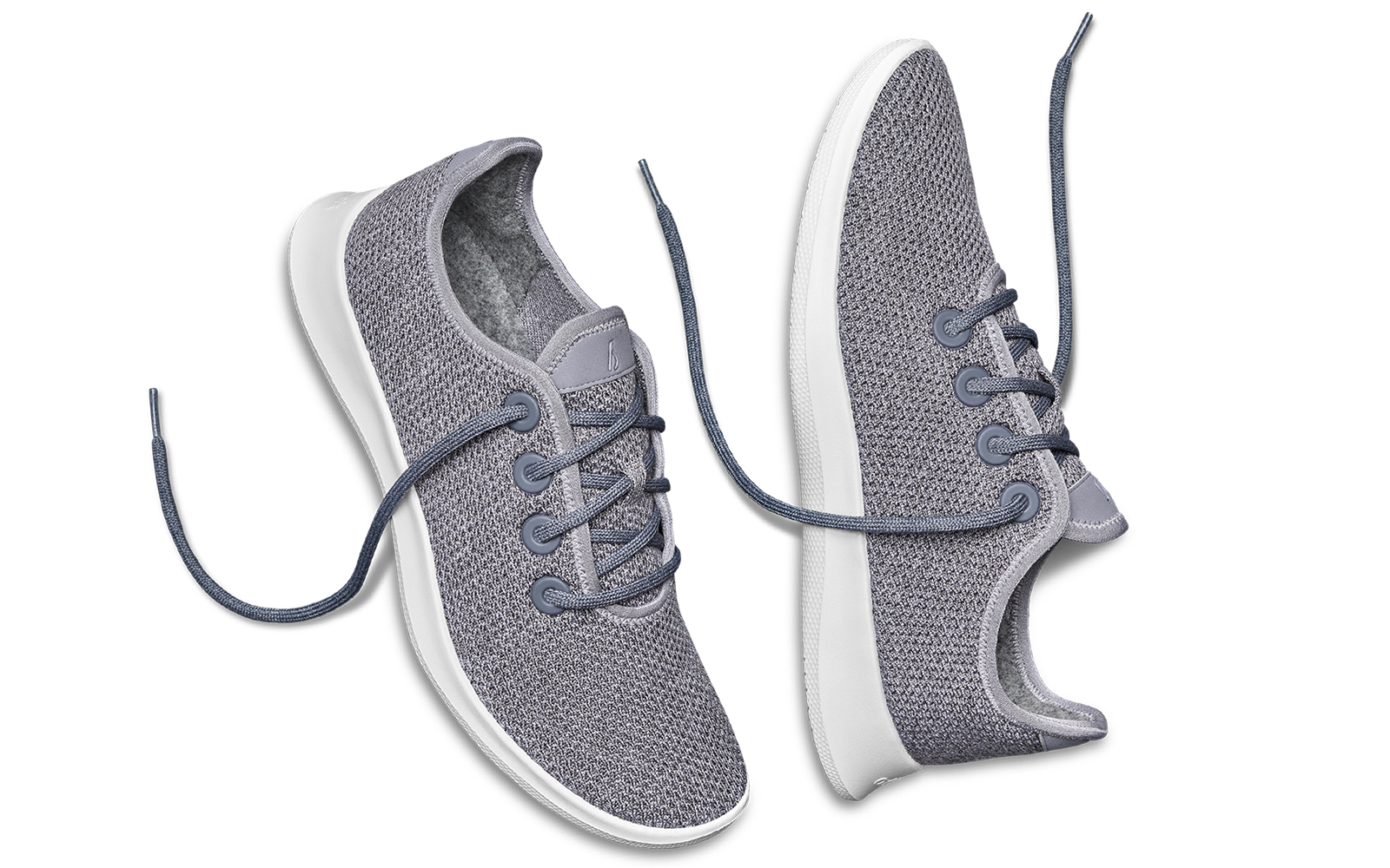 Women's Tree Runner Sneakers in Concrete