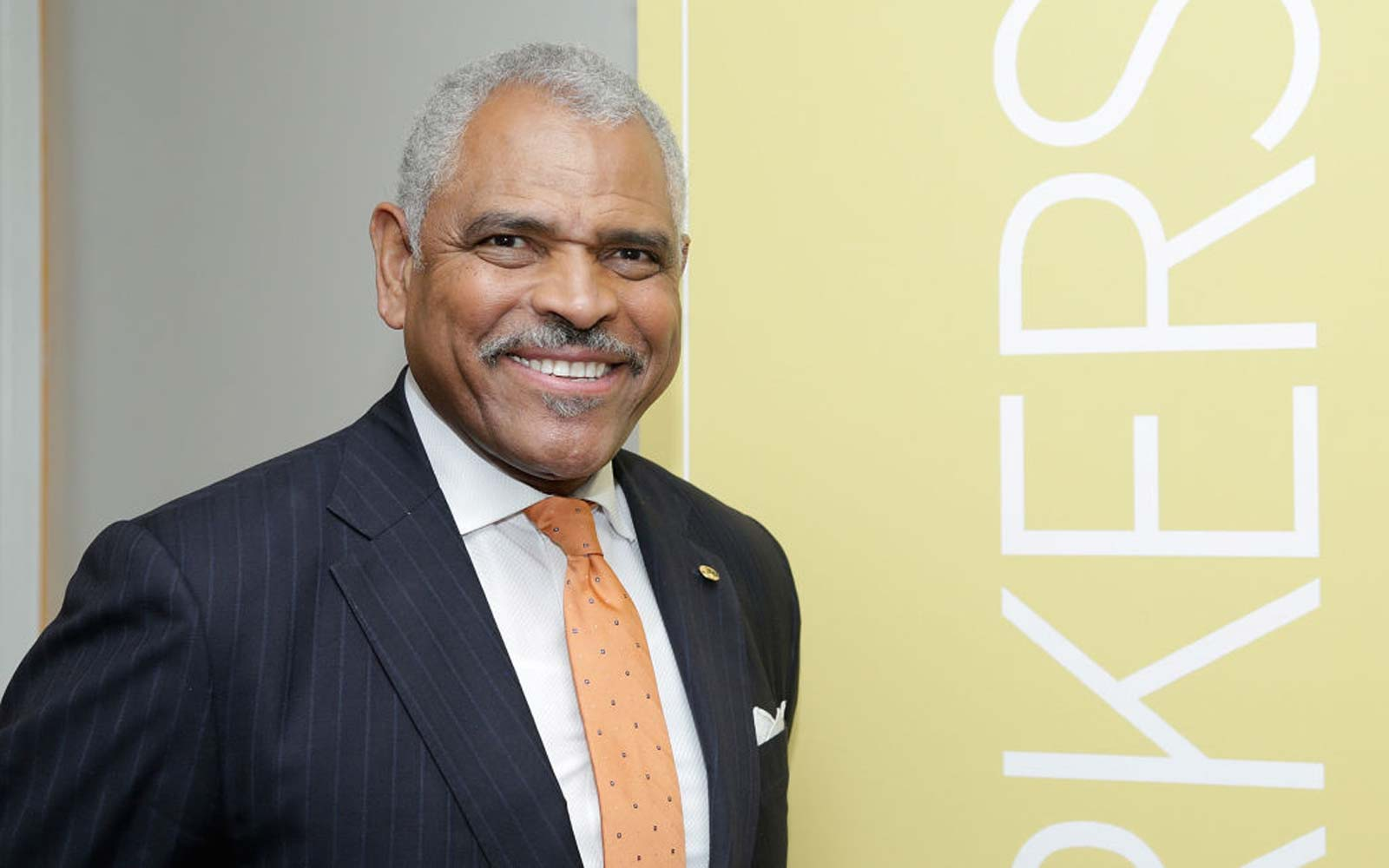 CEO of Carnival Corporation Arnold Donald attends the LightWorkers Crosby launch event at Crosby Street Hotel