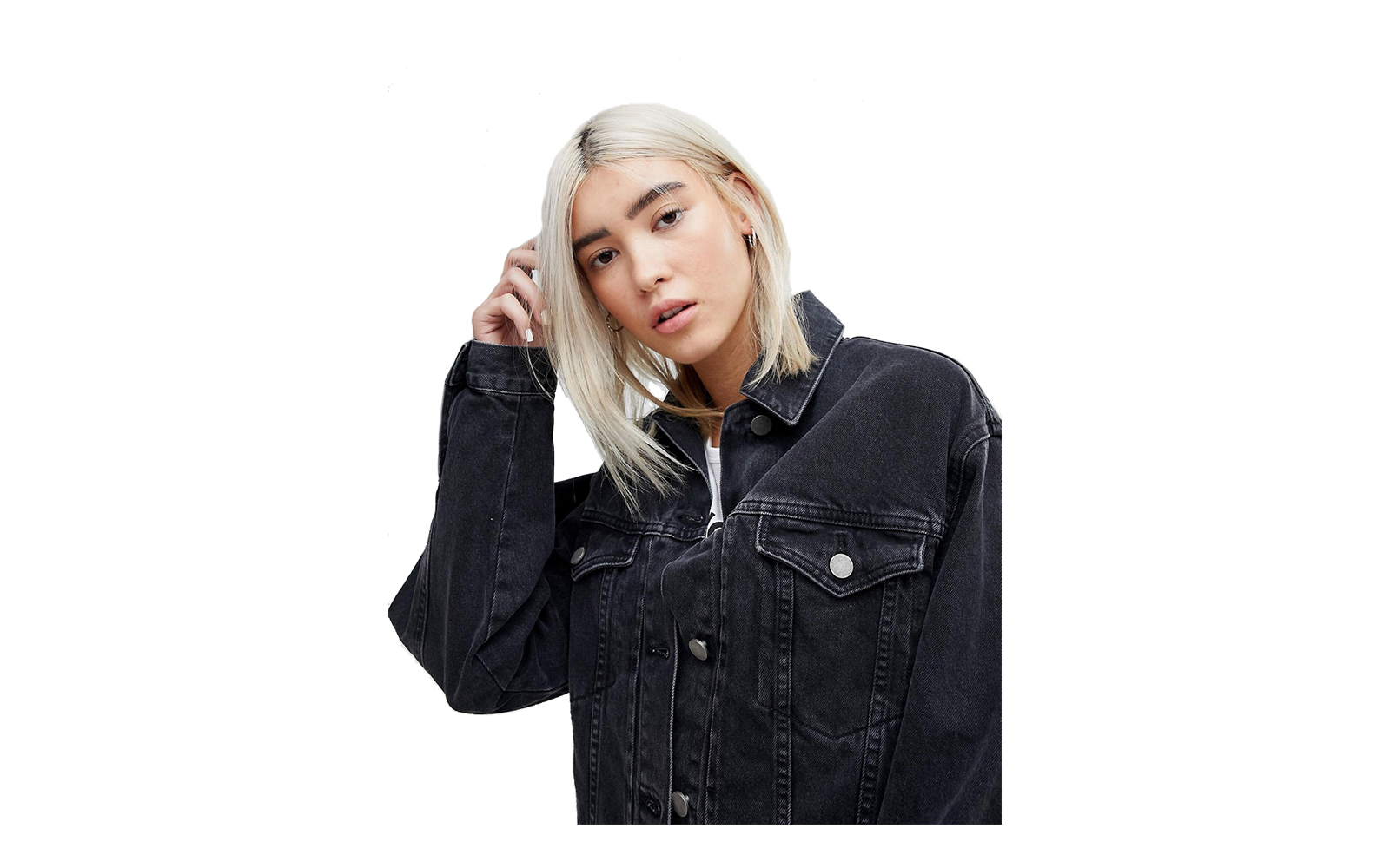 ASOS Design Girlfriend Jacket