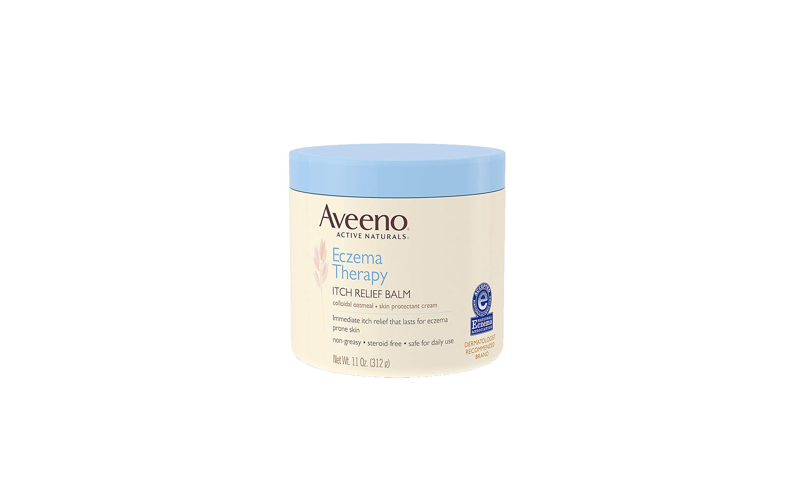 Best Hand Cream for Eczema: Aveeno Active Naturals Eczema Therapy Itch Relief Balm