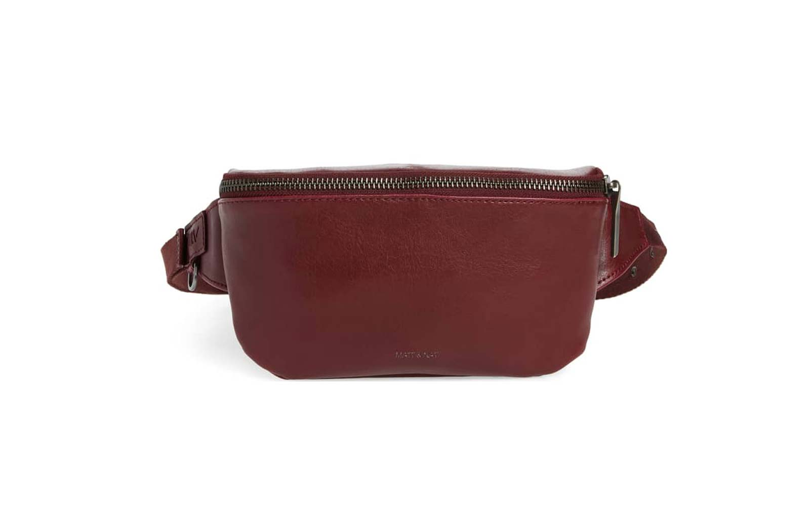 Vie Faux Leather Belt Bag