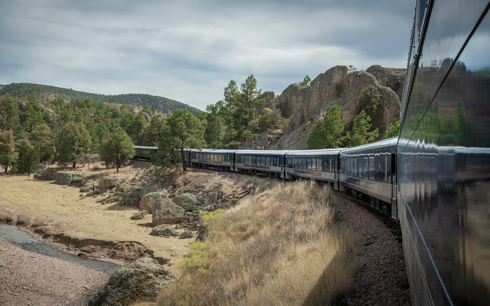 Copper Canyon Railroad, Mexico