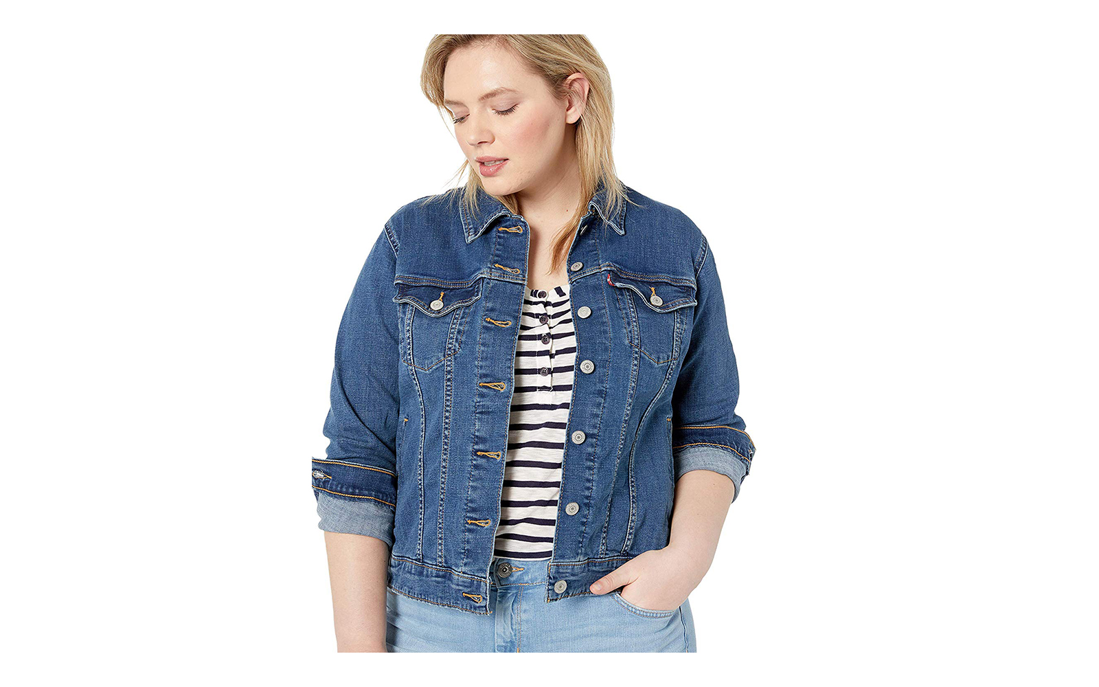 Levi's Plus Size Original Trucker
