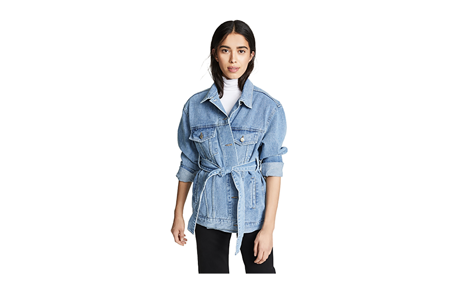 Stylekeepers New Classic Denim Jacket