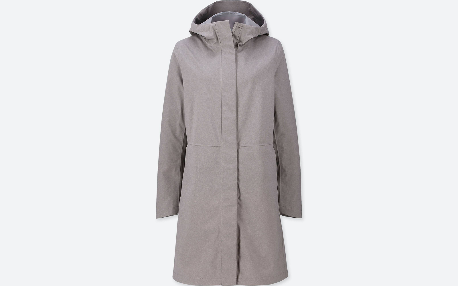 Uniqlo Women Blocktech Coat