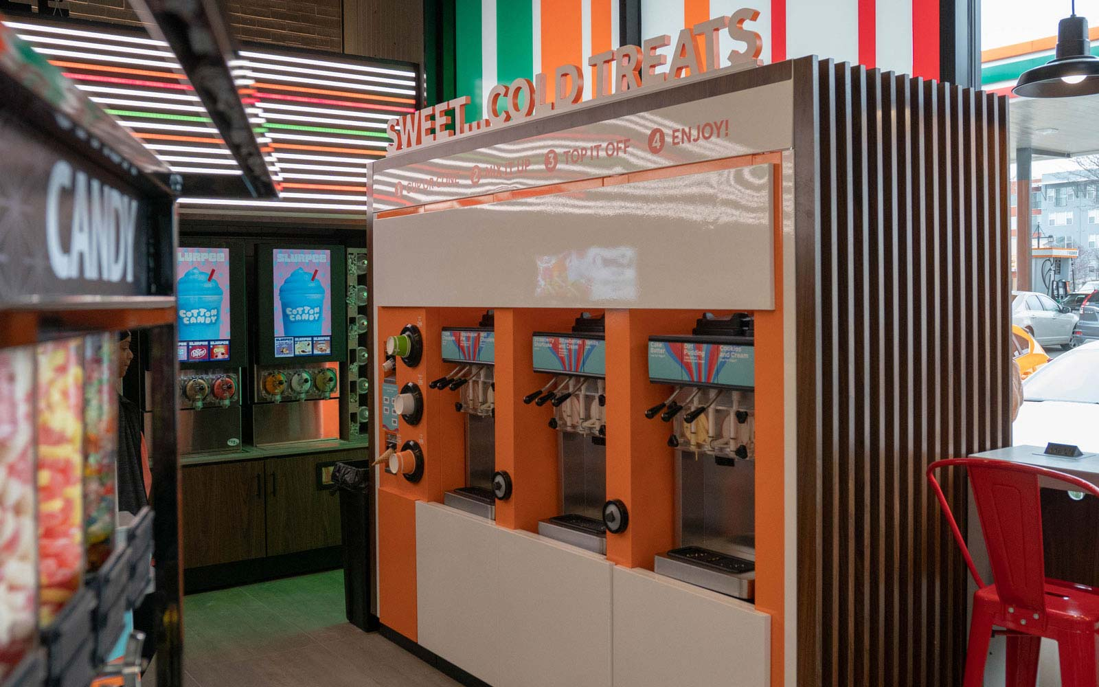 7-Eleven Opened a Sit-Down Cafe Concept