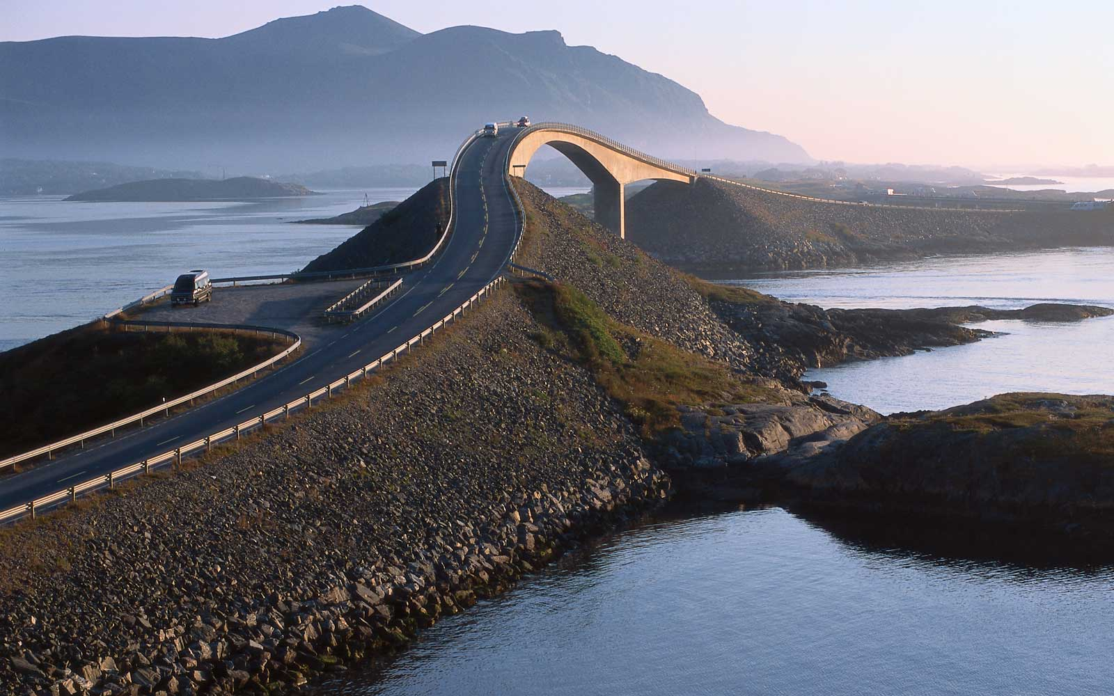 The Atlantic Roadway Norway