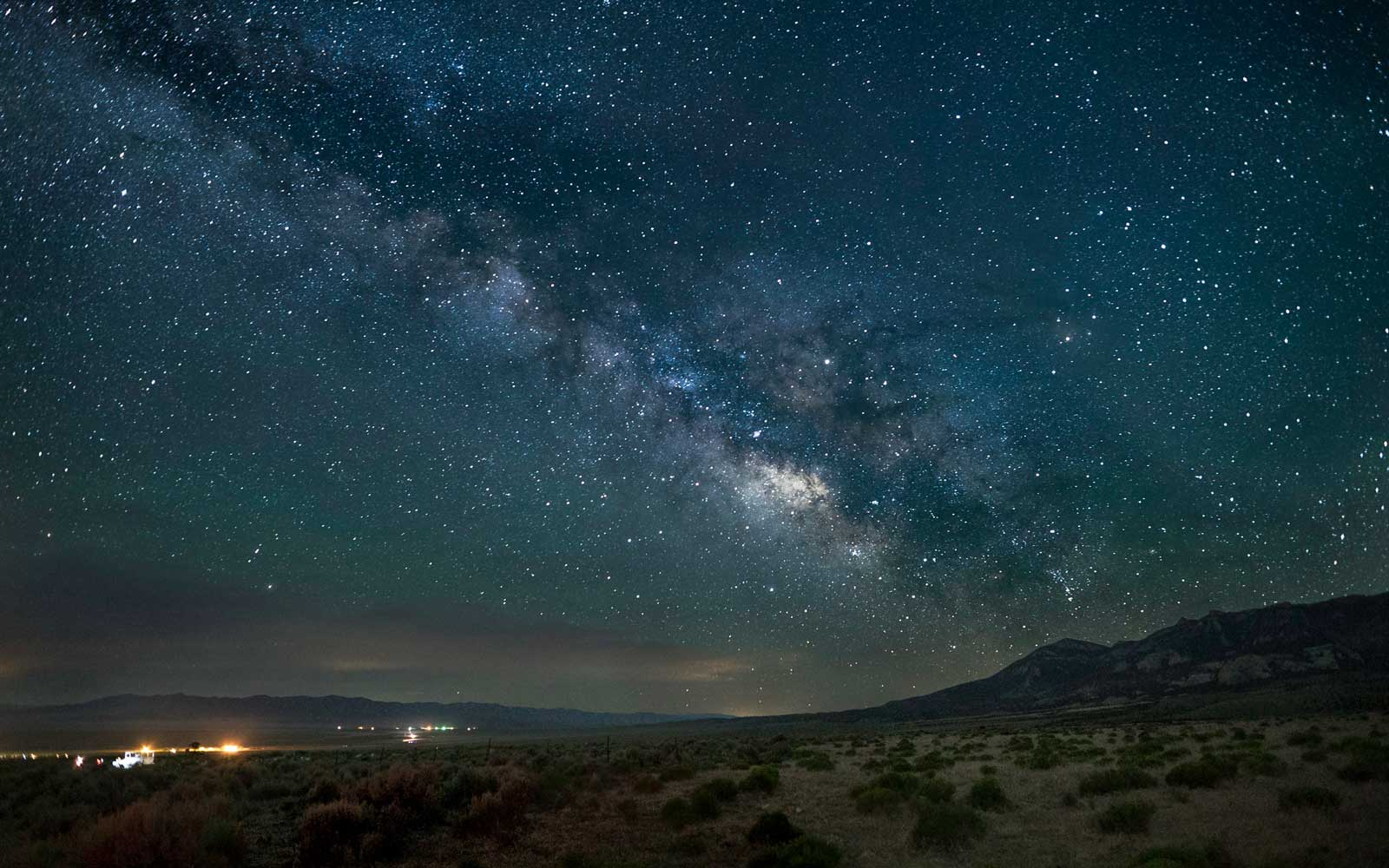 Dark night skies allow for mesmerizing stargazing opportunities at Great Basin National Park.