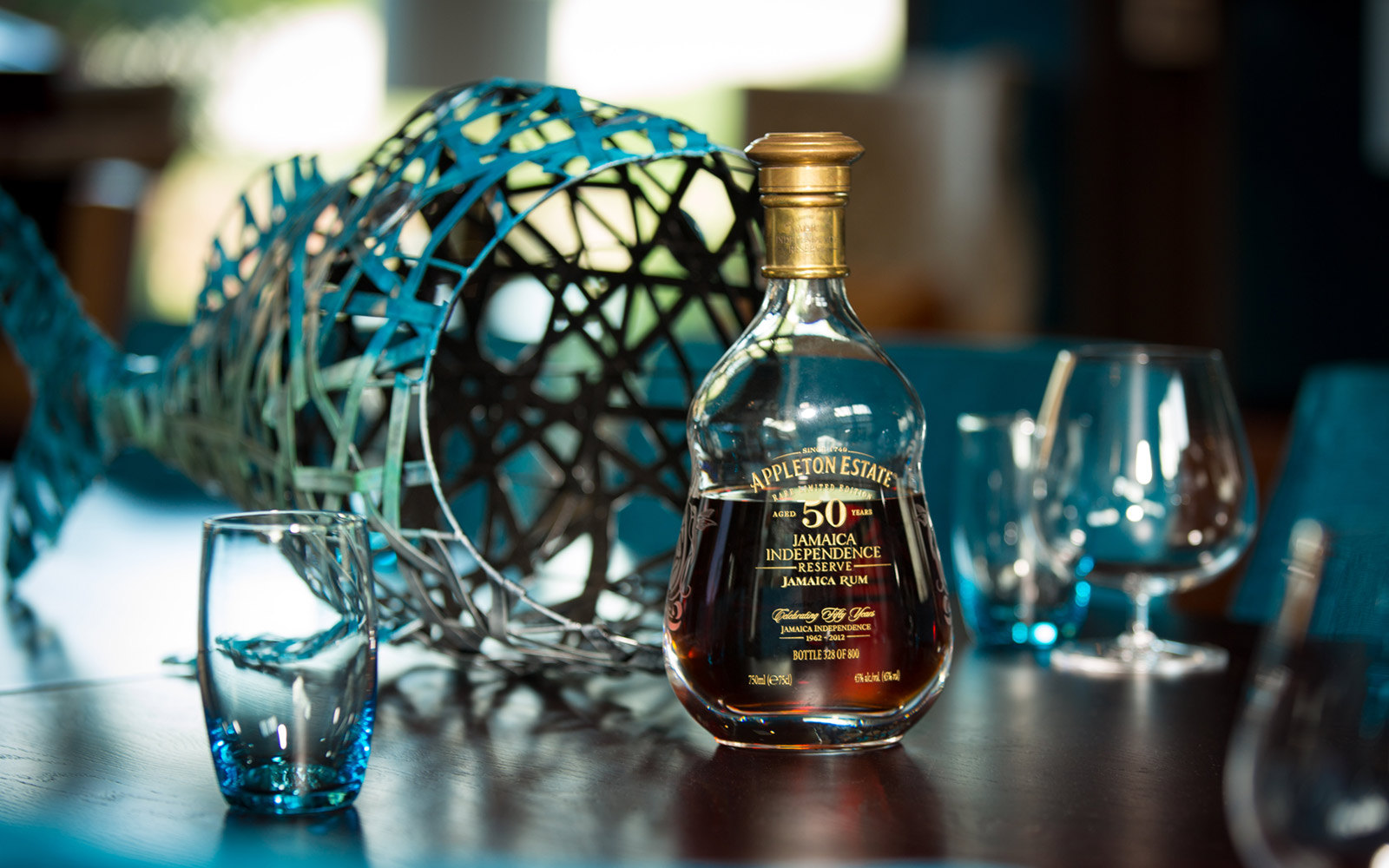 Jamaican Rum, Rhum Room, Zemi Beach House