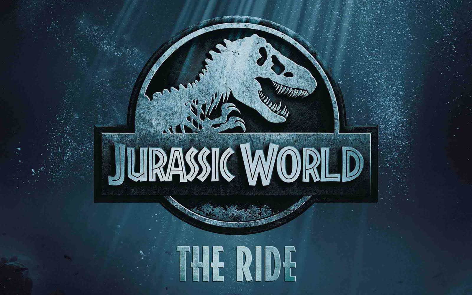 Key art for Jurassic World: The Ride coming to Universal Studios Hollywood