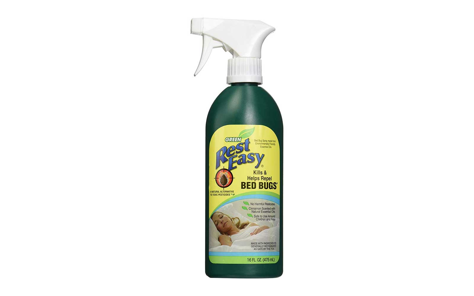 best bed bug spray rest easy