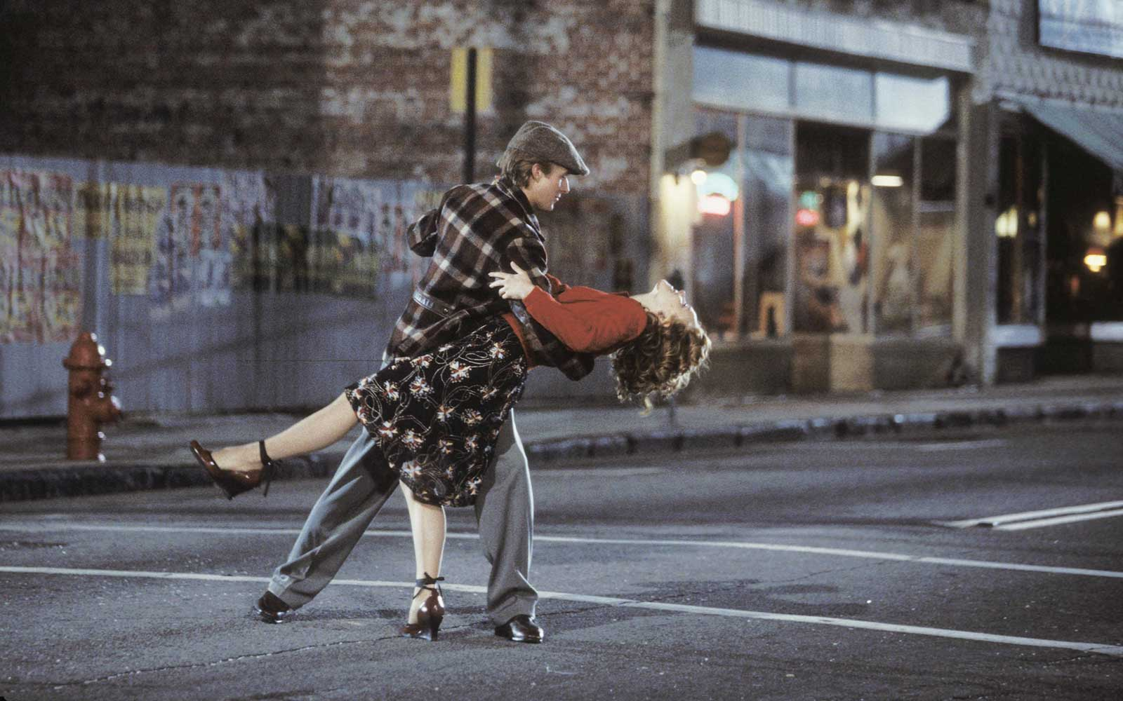 A scene from The Notebook