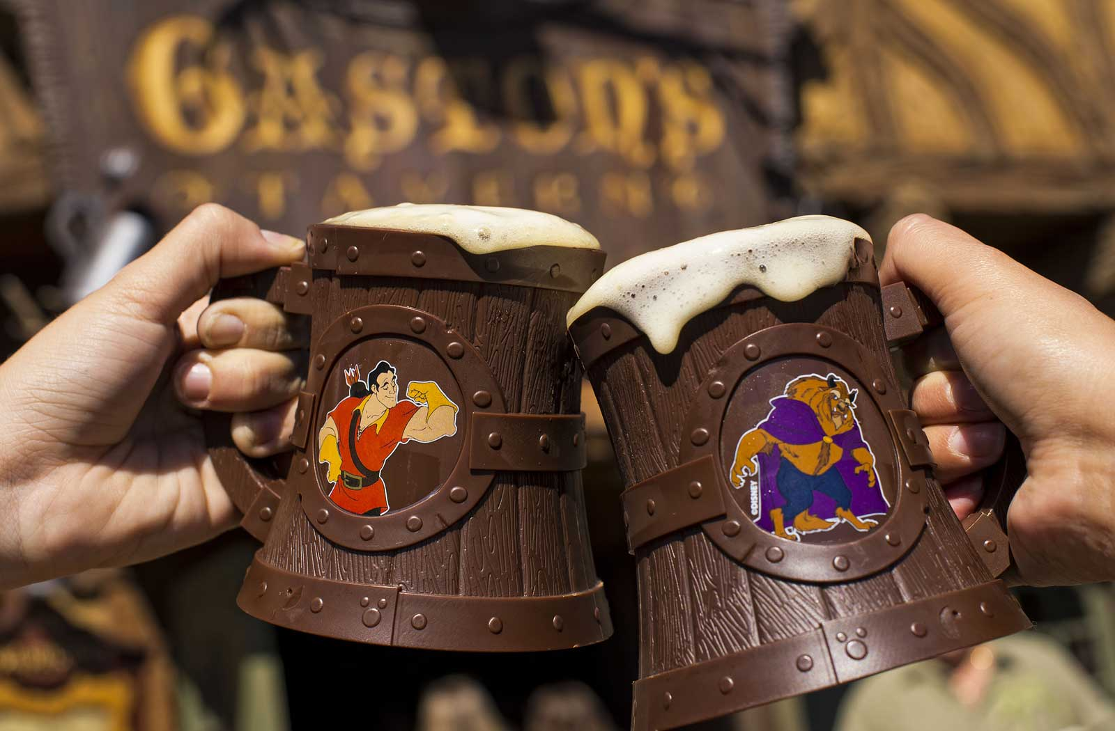 LeFou's Brew at Gaston's Tavern